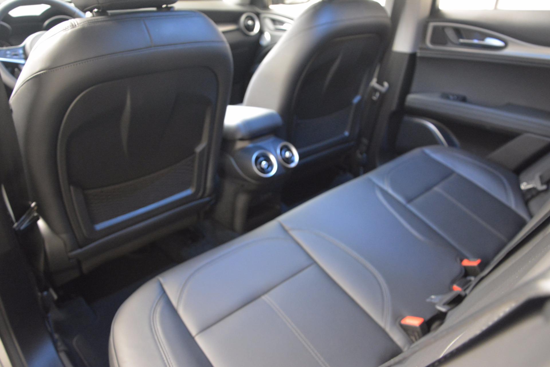 New 2018 Alfa Romeo Stelvio Ti Q4 For Sale In Greenwich, CT 1383_p24
