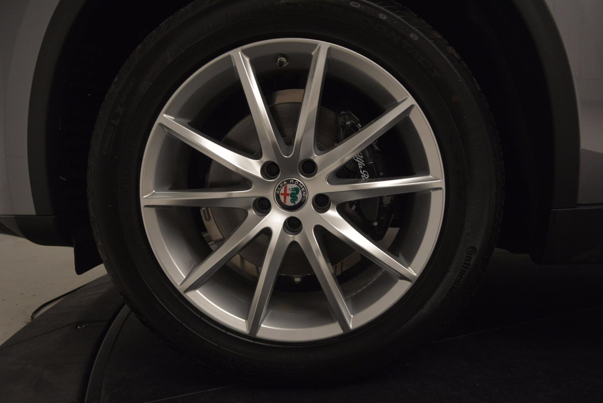 New 2018 Alfa Romeo Stelvio Ti Q4 For Sale In Greenwich, CT 1383_p26