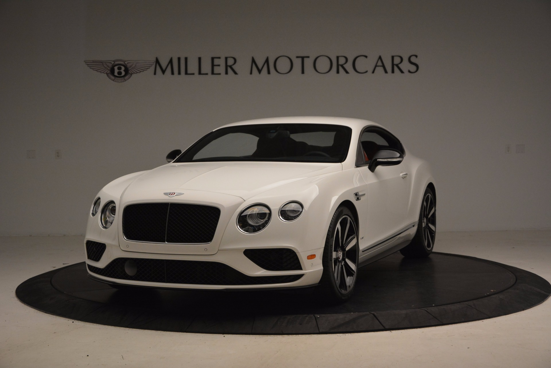 New 2017 Bentley Continental GT V8 S For Sale In Greenwich, CT 1384_main