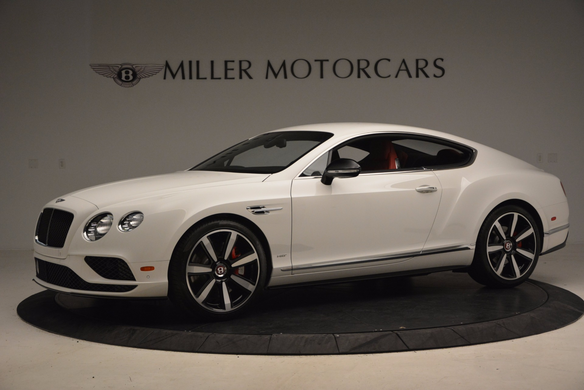New 2017 Bentley Continental GT V8 S For Sale In Greenwich, CT 1384_p2