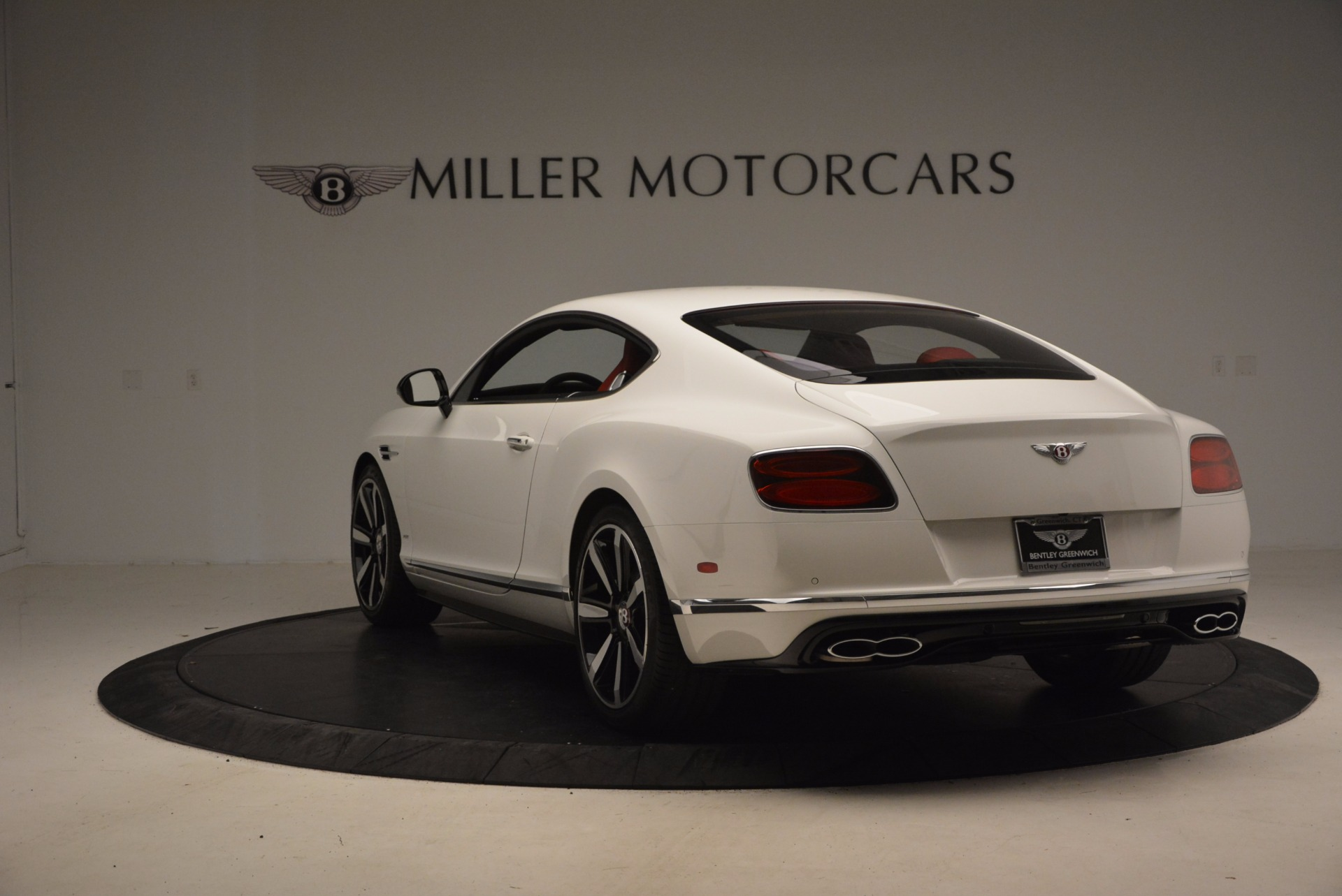 New 2017 Bentley Continental GT V8 S For Sale In Greenwich, CT 1384_p5