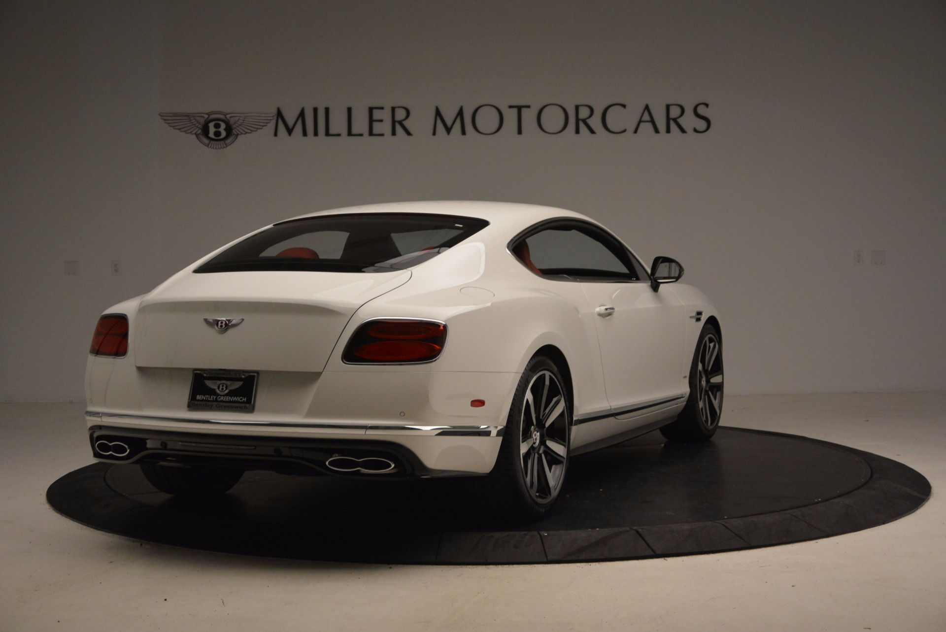 New 2017 Bentley Continental GT V8 S For Sale In Greenwich, CT 1384_p7
