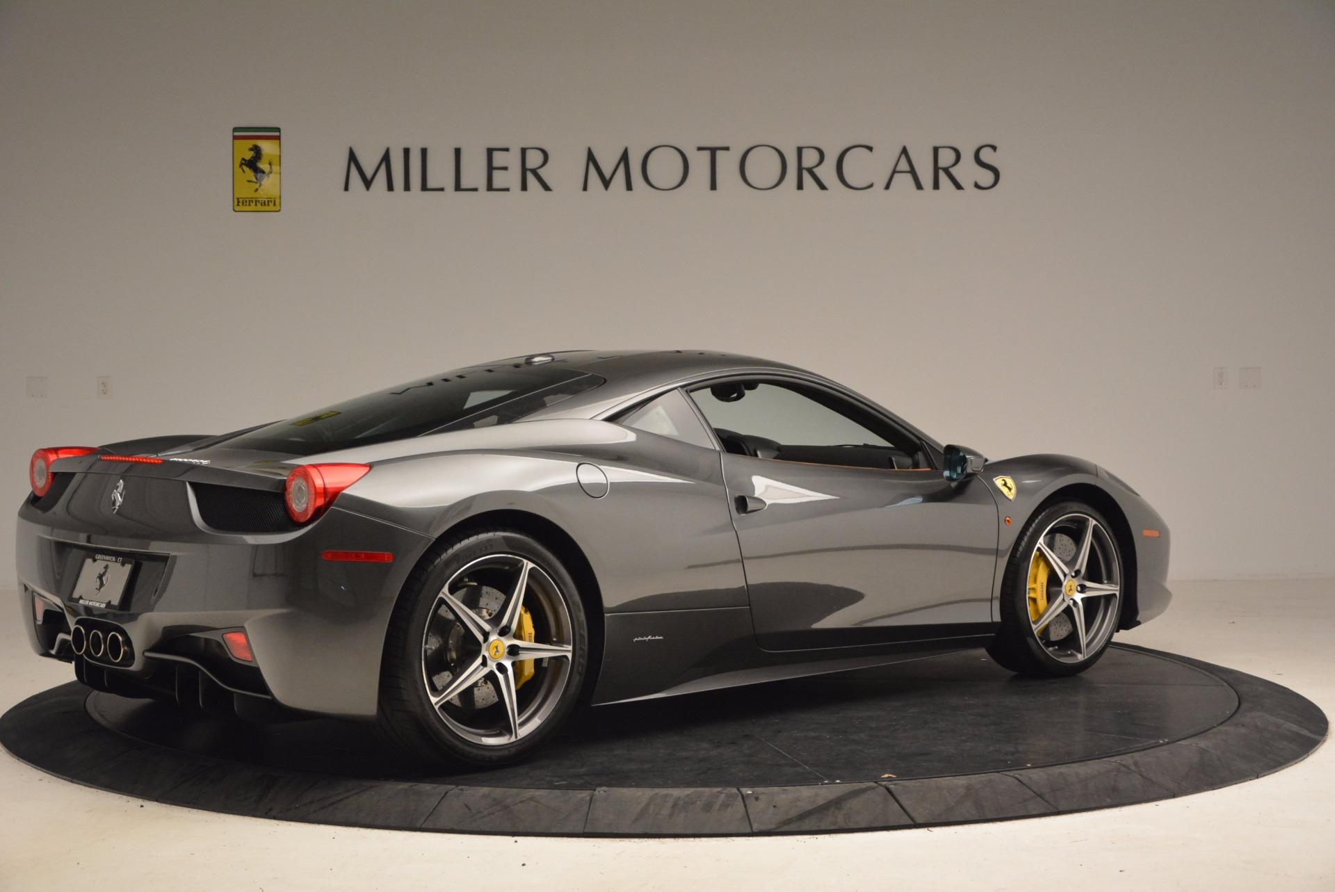 Used 2011 Ferrari 458 Italia  For Sale In Greenwich, CT 1385_p8