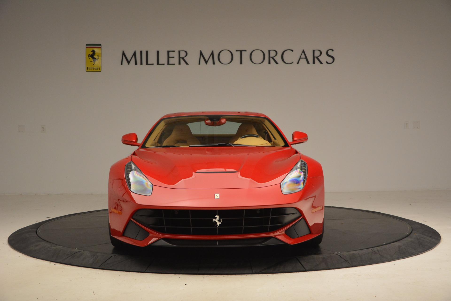 Used 2013 Ferrari F12 Berlinetta  For Sale In Greenwich, CT 1387_p12