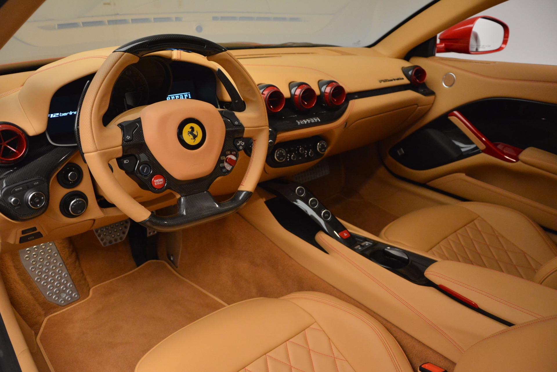 Used 2013 Ferrari F12 Berlinetta  For Sale In Greenwich, CT 1387_p13