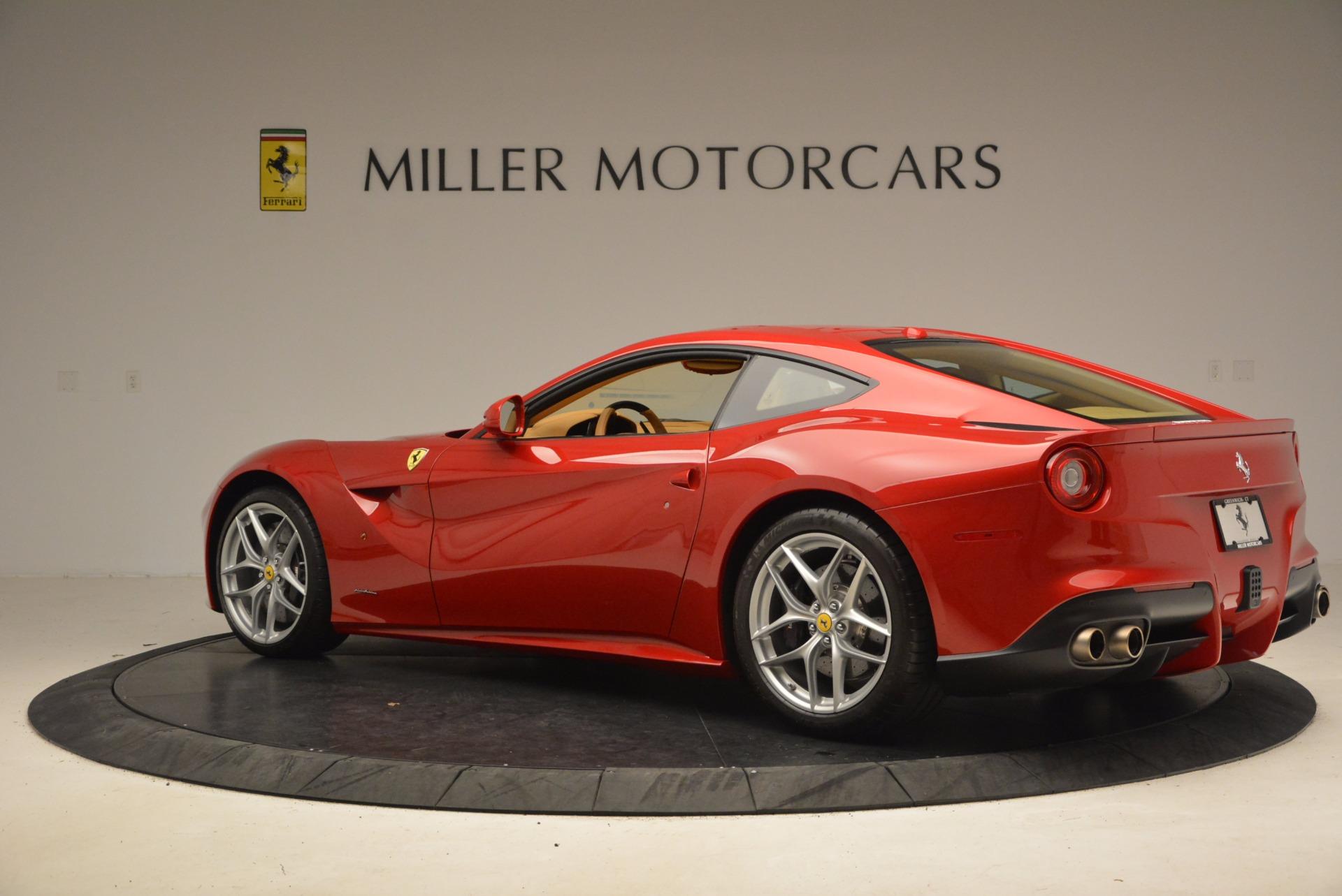 Used 2013 Ferrari F12 Berlinetta  For Sale In Greenwich, CT 1387_p4
