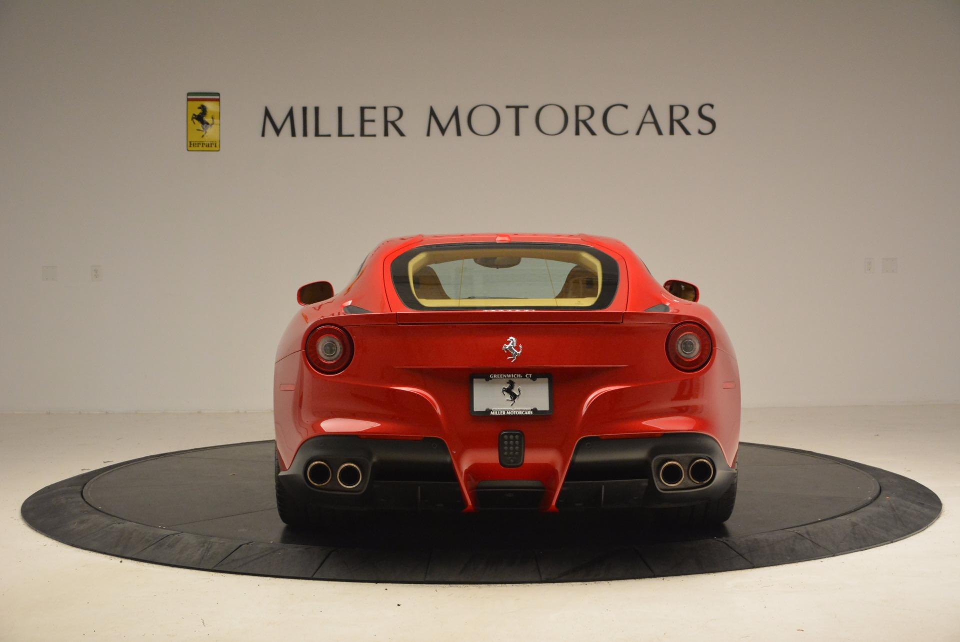 Used 2013 Ferrari F12 Berlinetta  For Sale In Greenwich, CT 1387_p6