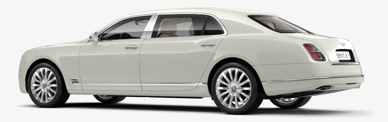 New 2017 Bentley Mulsanne EWB For Sale In Greenwich, CT 1389_p3