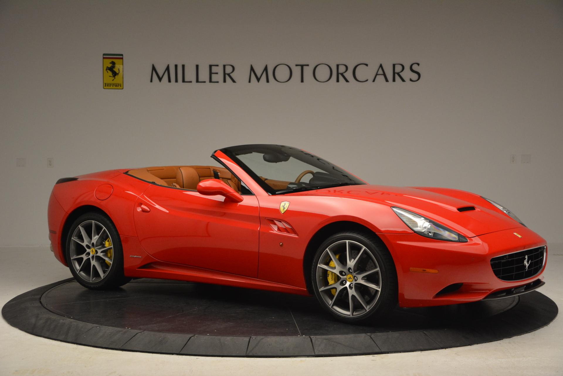 Used 2011 Ferrari California  For Sale In Greenwich, CT 139_p10