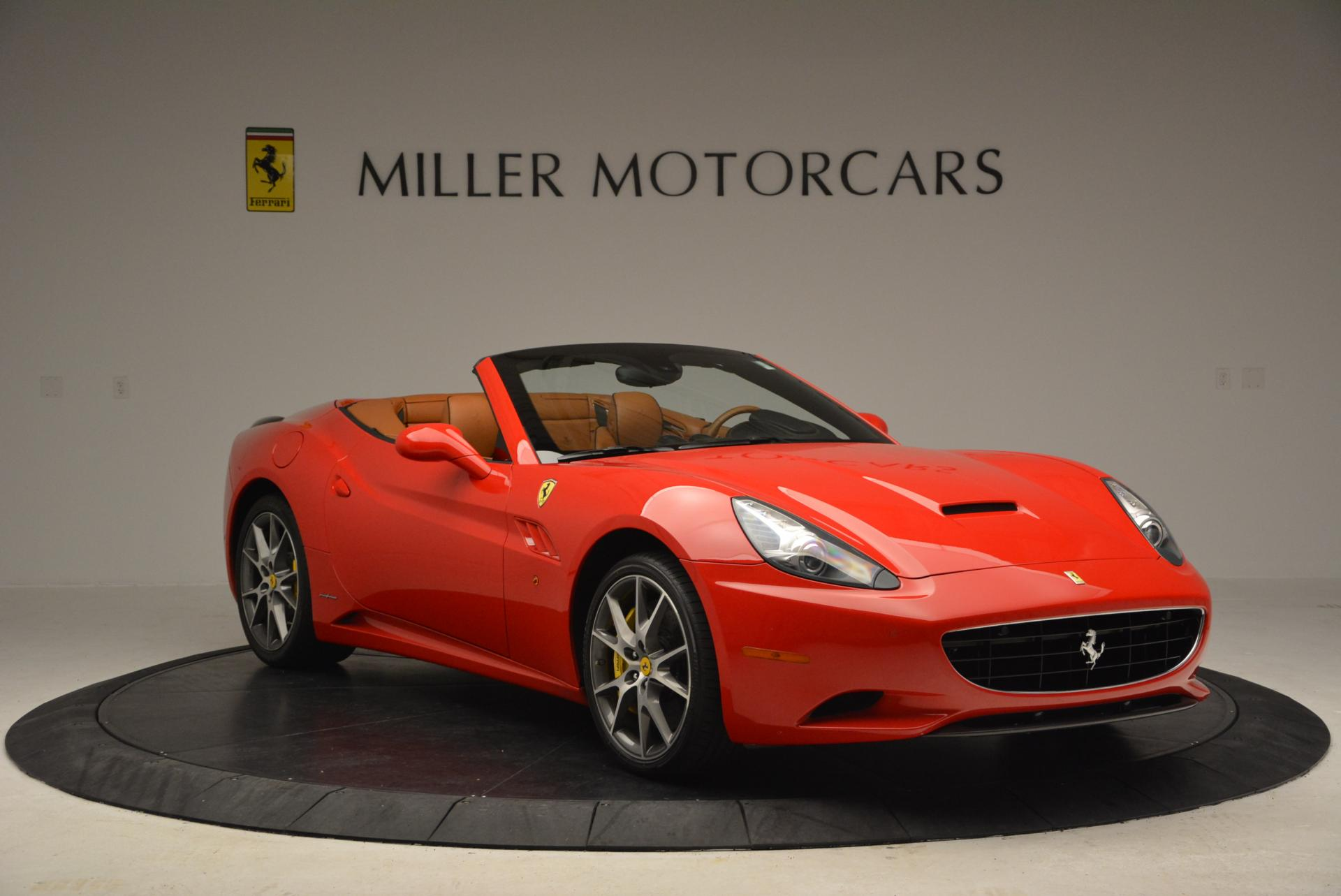 Used 2011 Ferrari California  For Sale In Greenwich, CT 139_p11