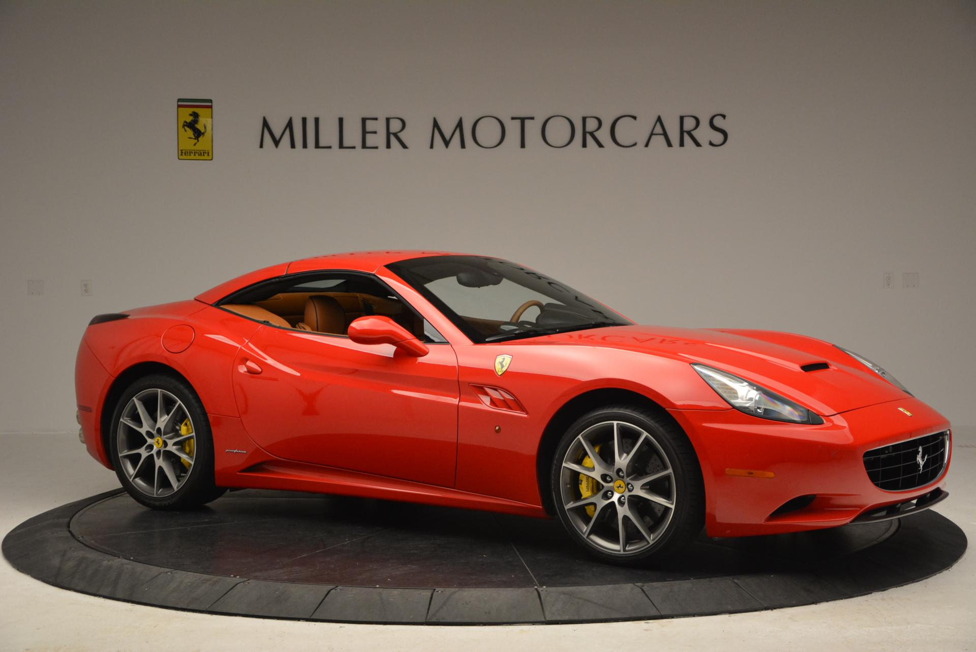 Used 2011 Ferrari California  For Sale In Greenwich, CT 139_p22