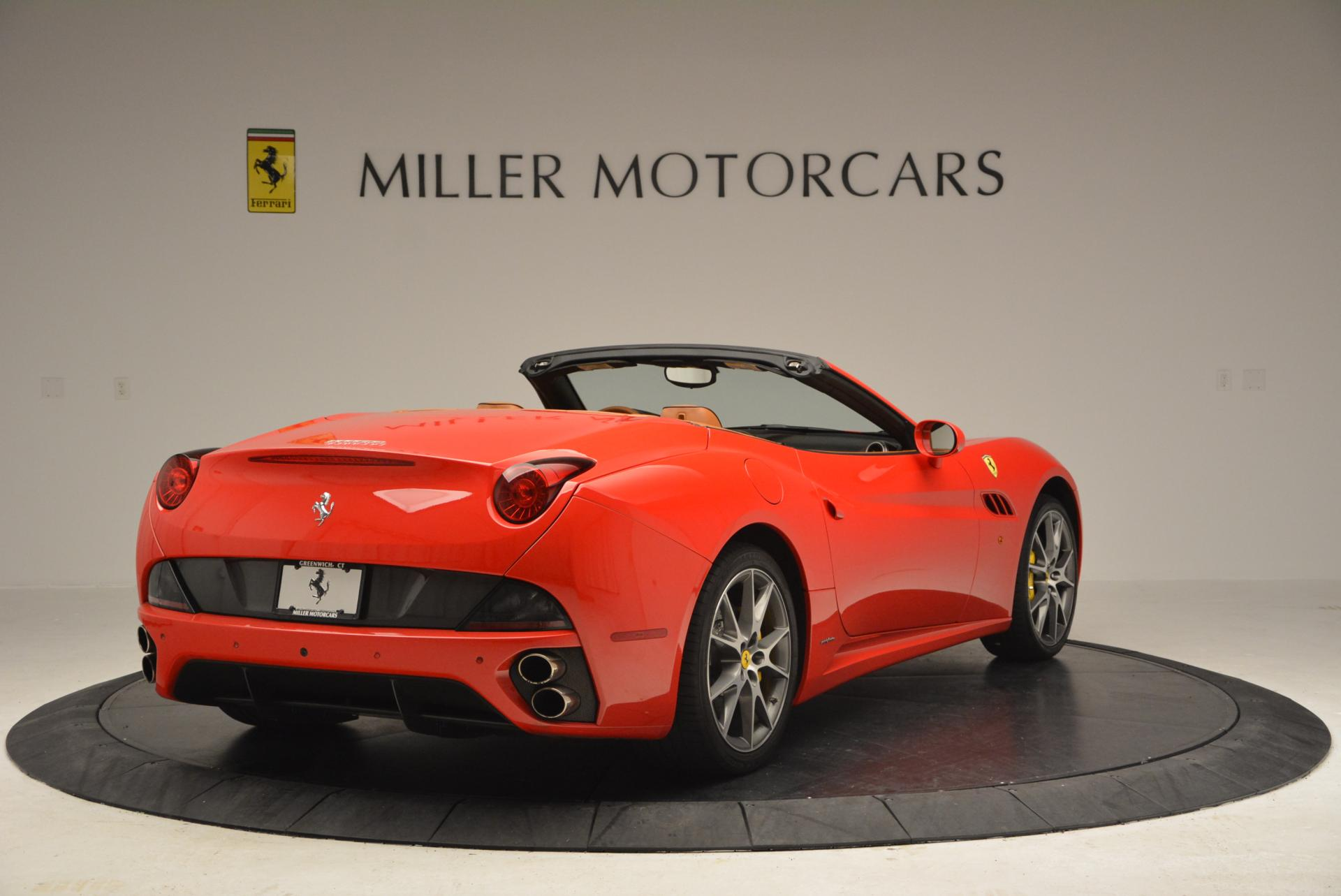 Used 2011 Ferrari California  For Sale In Greenwich, CT 139_p7