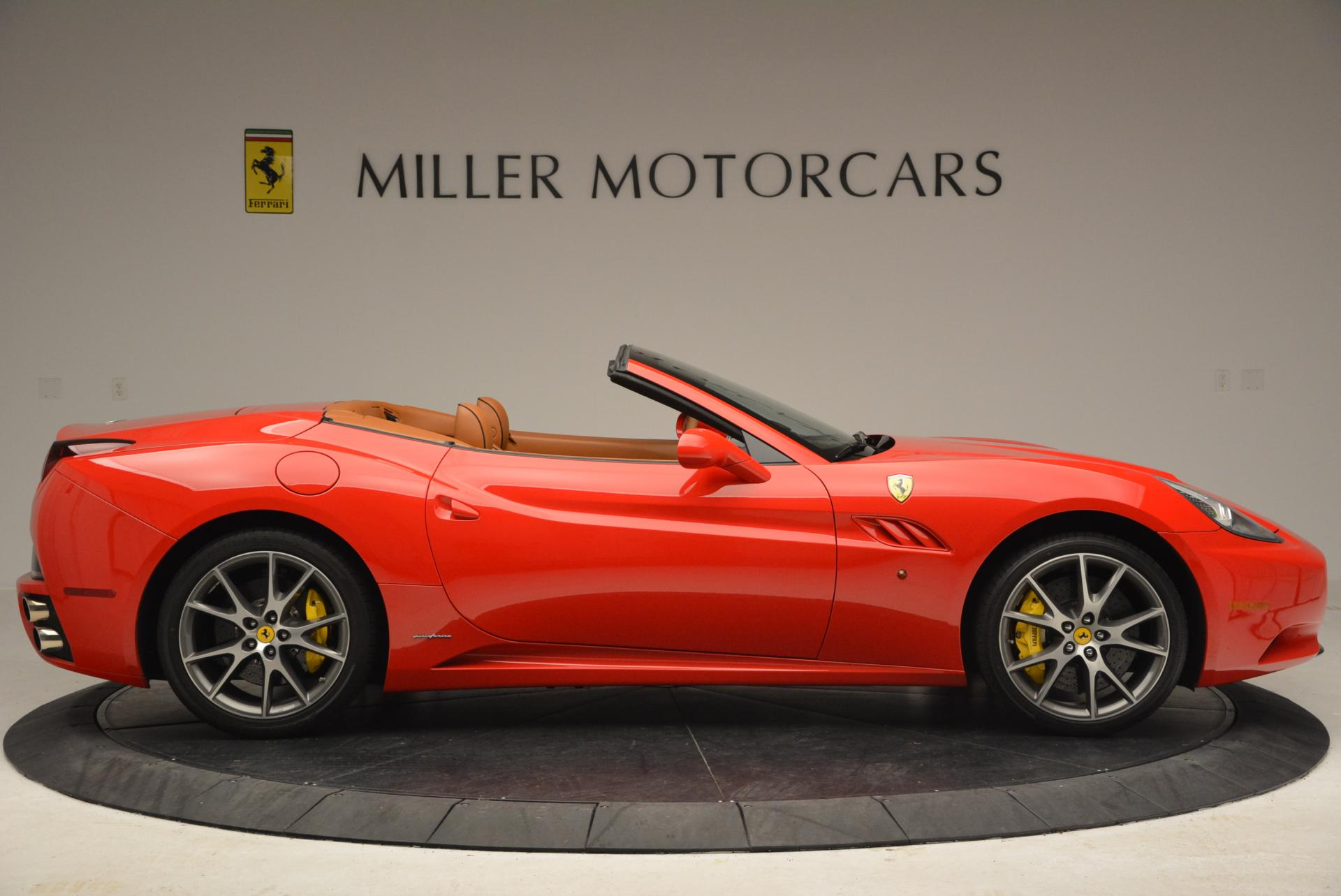 Used 2011 Ferrari California  For Sale In Greenwich, CT 139_p9