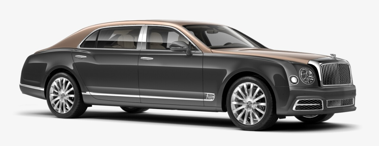 New 2017 Bentley Mulsanne Extended Wheelbase For Sale In Greenwich, CT 1390_main