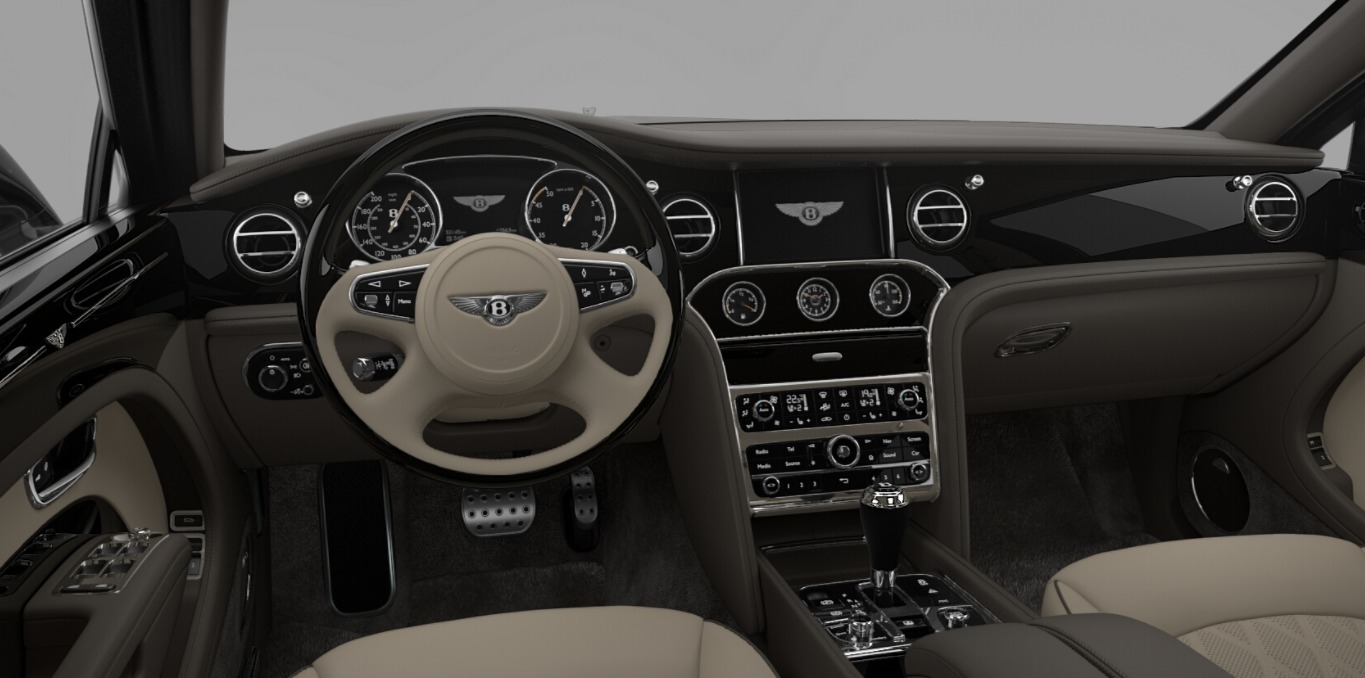 New 2017 Bentley Mulsanne Extended Wheelbase For Sale In Greenwich, CT 1390_p6
