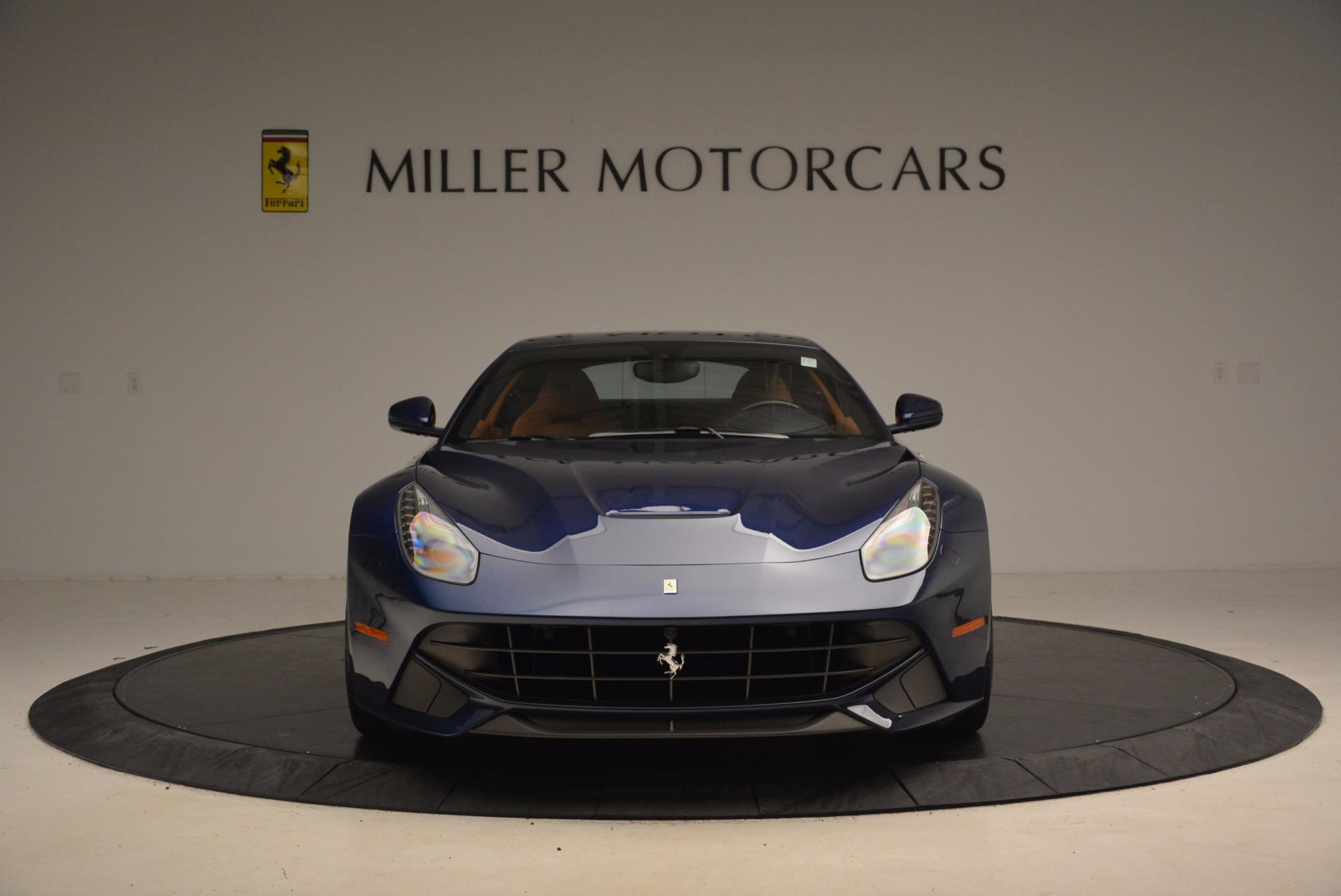 Used 2017 Ferrari F12 Berlinetta  For Sale In Greenwich, CT 1393_p7