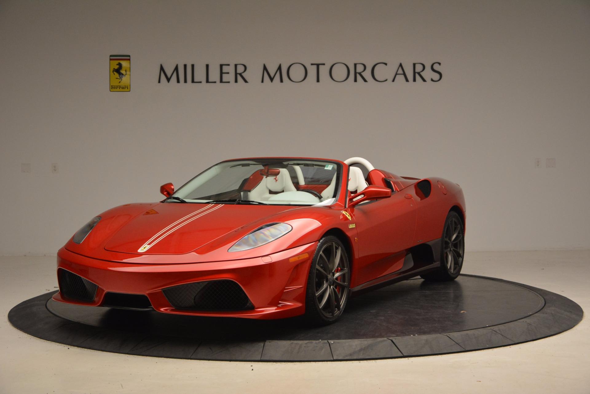 Used 2009 Ferrari F430 Scuderia 16M For Sale In Greenwich, CT 1398_main