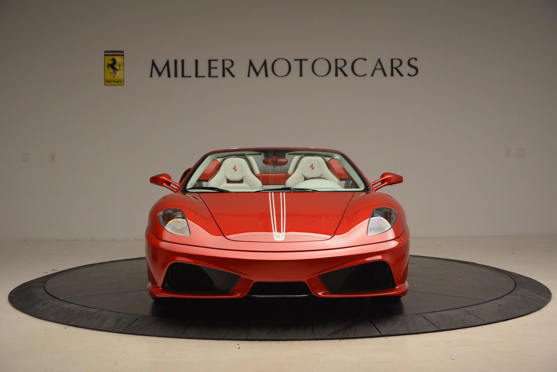 Used 2009 Ferrari F430 Scuderia 16M For Sale In Greenwich, CT 1398_p12