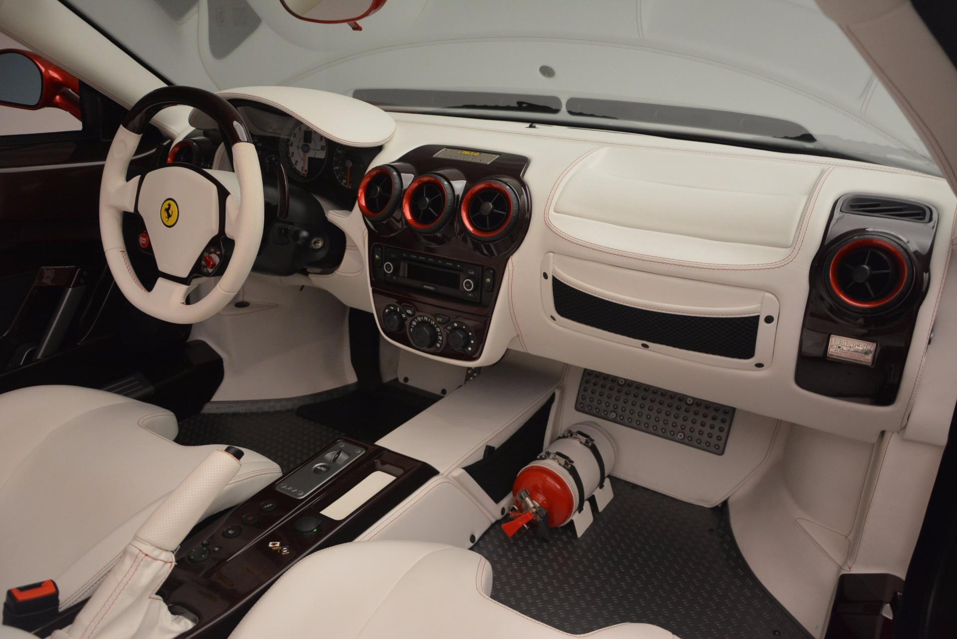 Used 2009 Ferrari F430 Scuderia 16M For Sale In Greenwich, CT 1398_p29