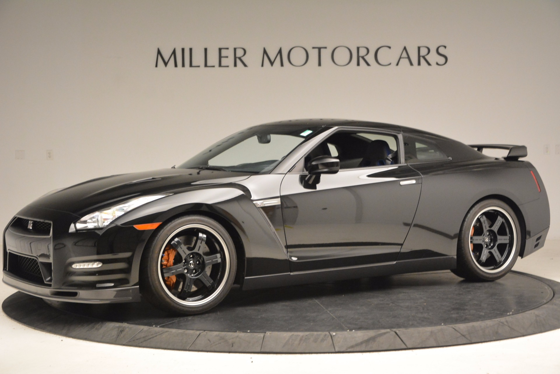 Used 2014 Nissan GT-R Track Edition For Sale In Greenwich, CT 1399_p2