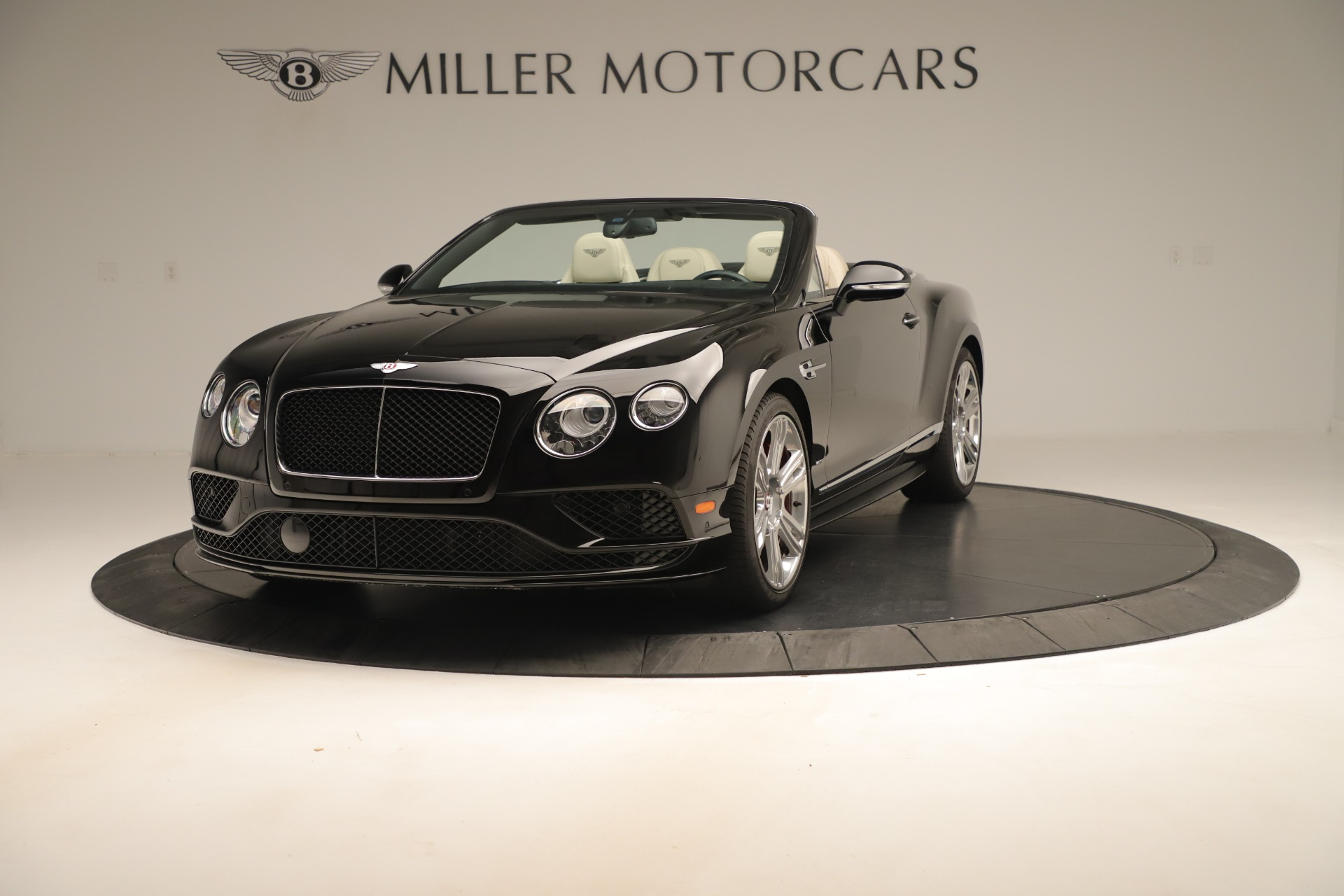 Used 2016 Bentley Continental GT V8 S Convertible  For Sale In Greenwich, CT 14_main