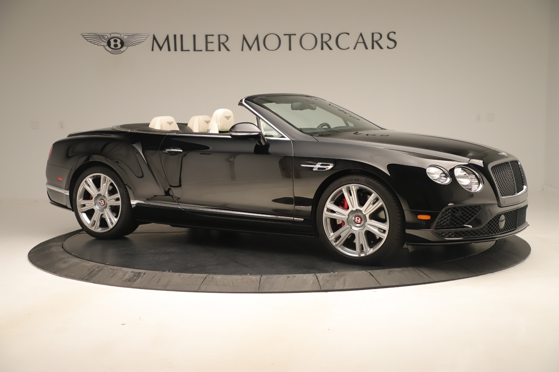Used 2016 Bentley Continental GT V8 S Convertible  For Sale In Greenwich, CT 14_p10