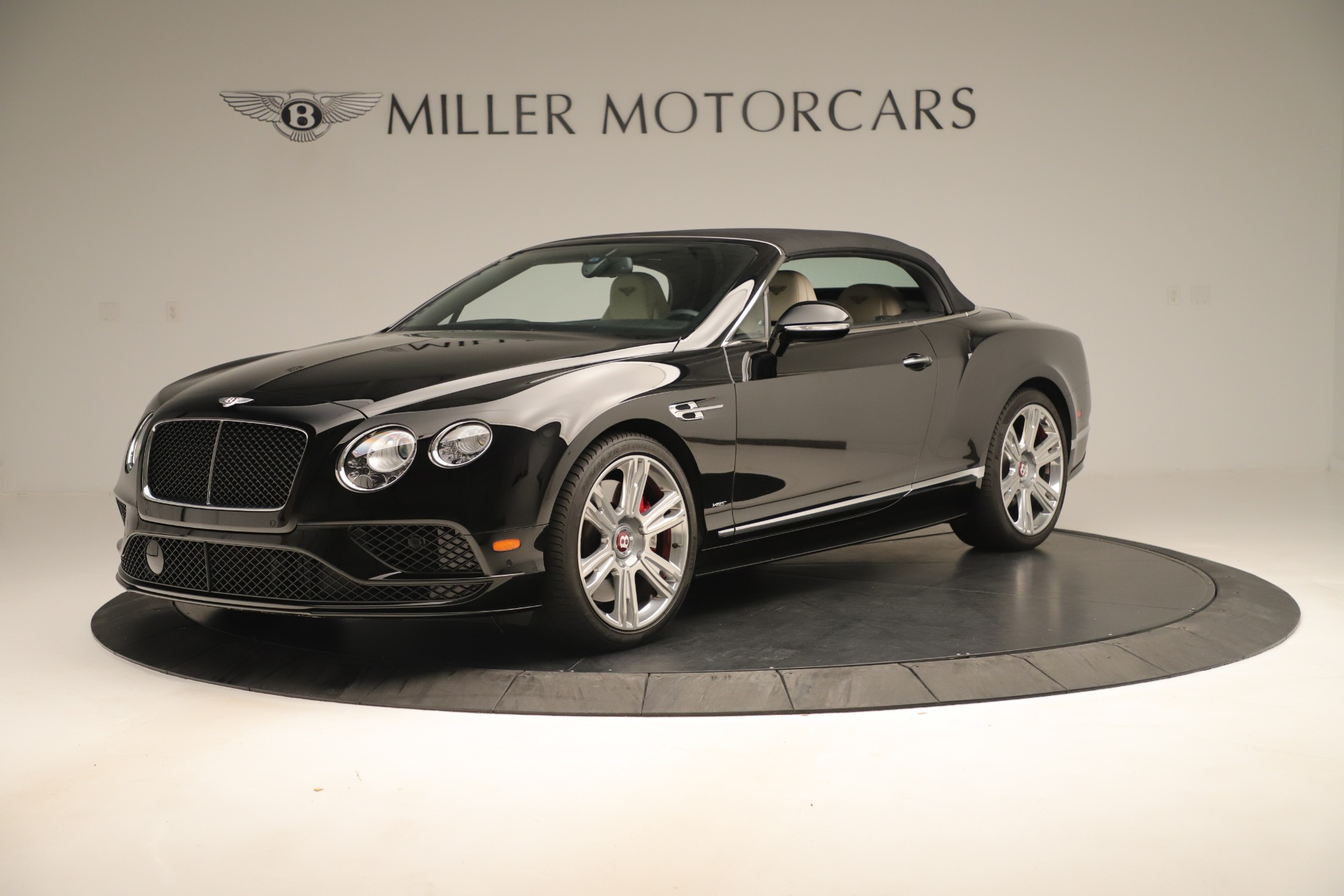 Used 2016 Bentley Continental GT V8 S Convertible  For Sale In Greenwich, CT 14_p13