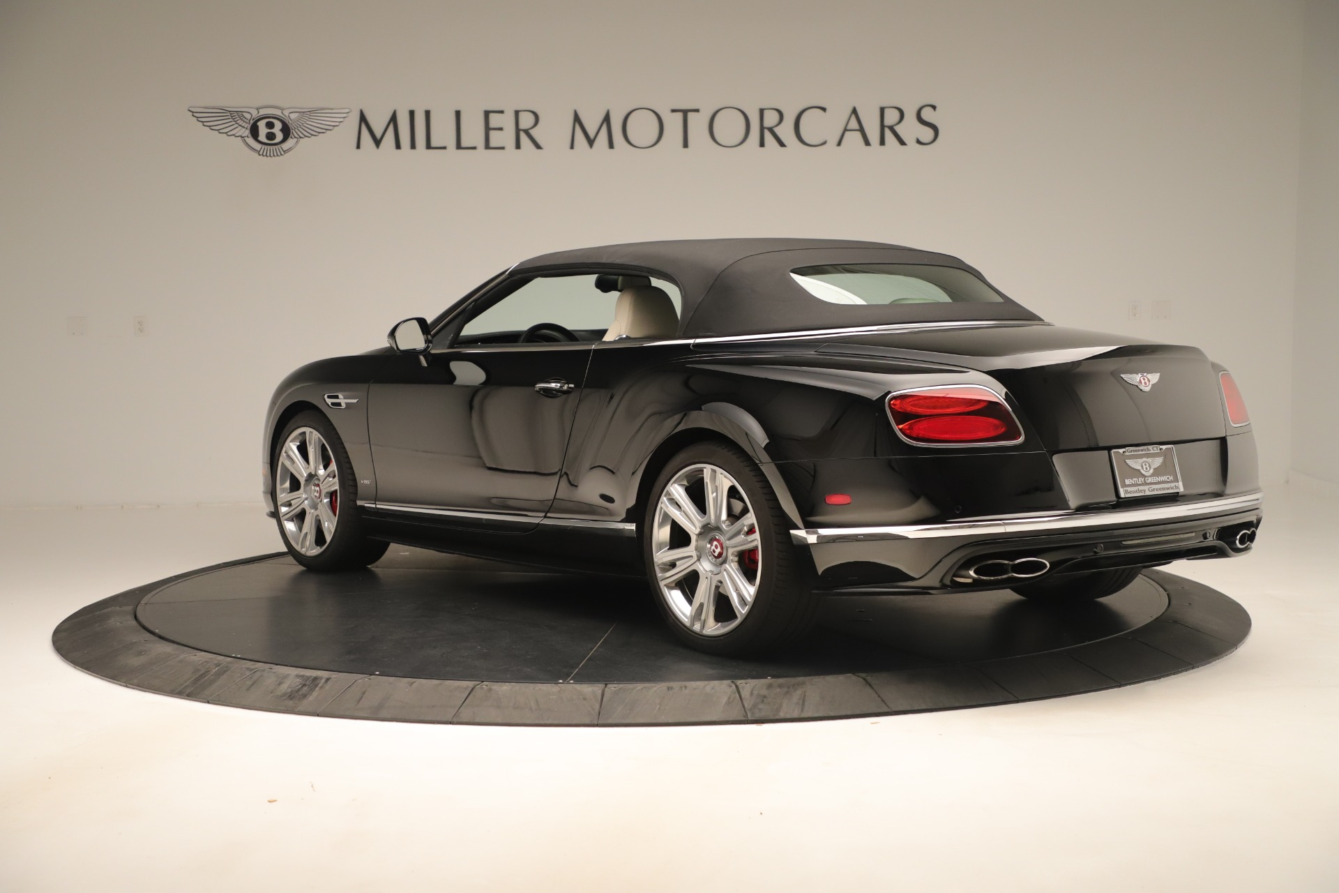 Used 2016 Bentley Continental GT V8 S Convertible  For Sale In Greenwich, CT 14_p15