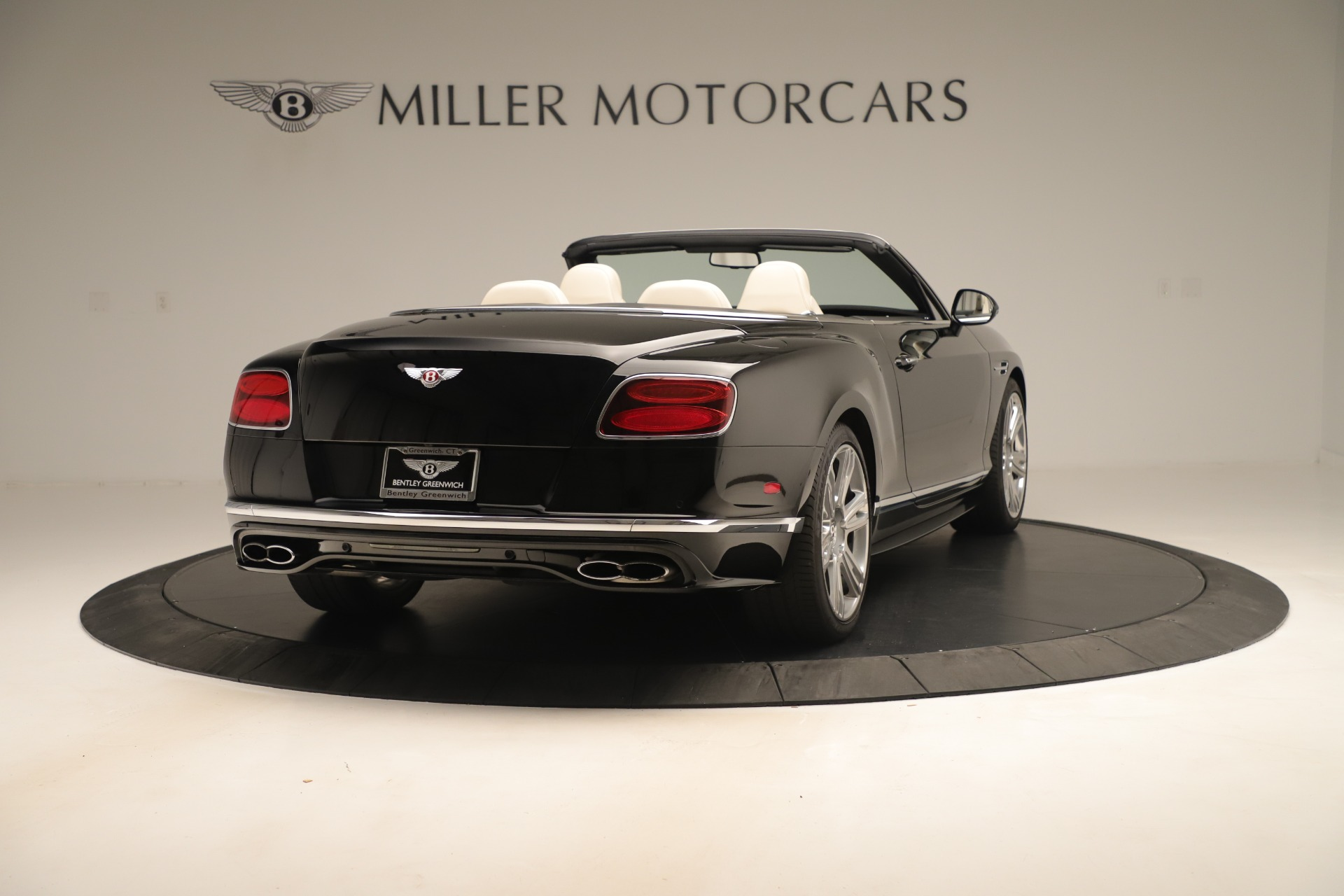 Used 2016 Bentley Continental GT V8 S Convertible  For Sale In Greenwich, CT 14_p7