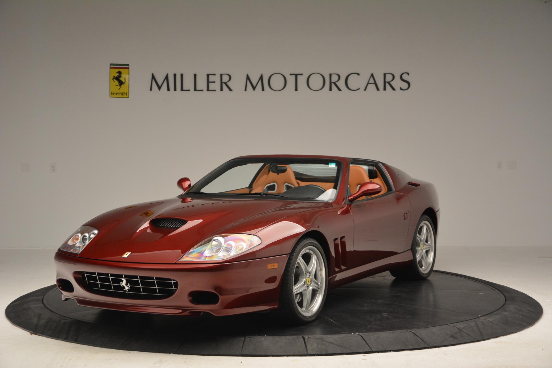 Used 2005 Ferrari Superamerica  For Sale In Greenwich, CT 140_main