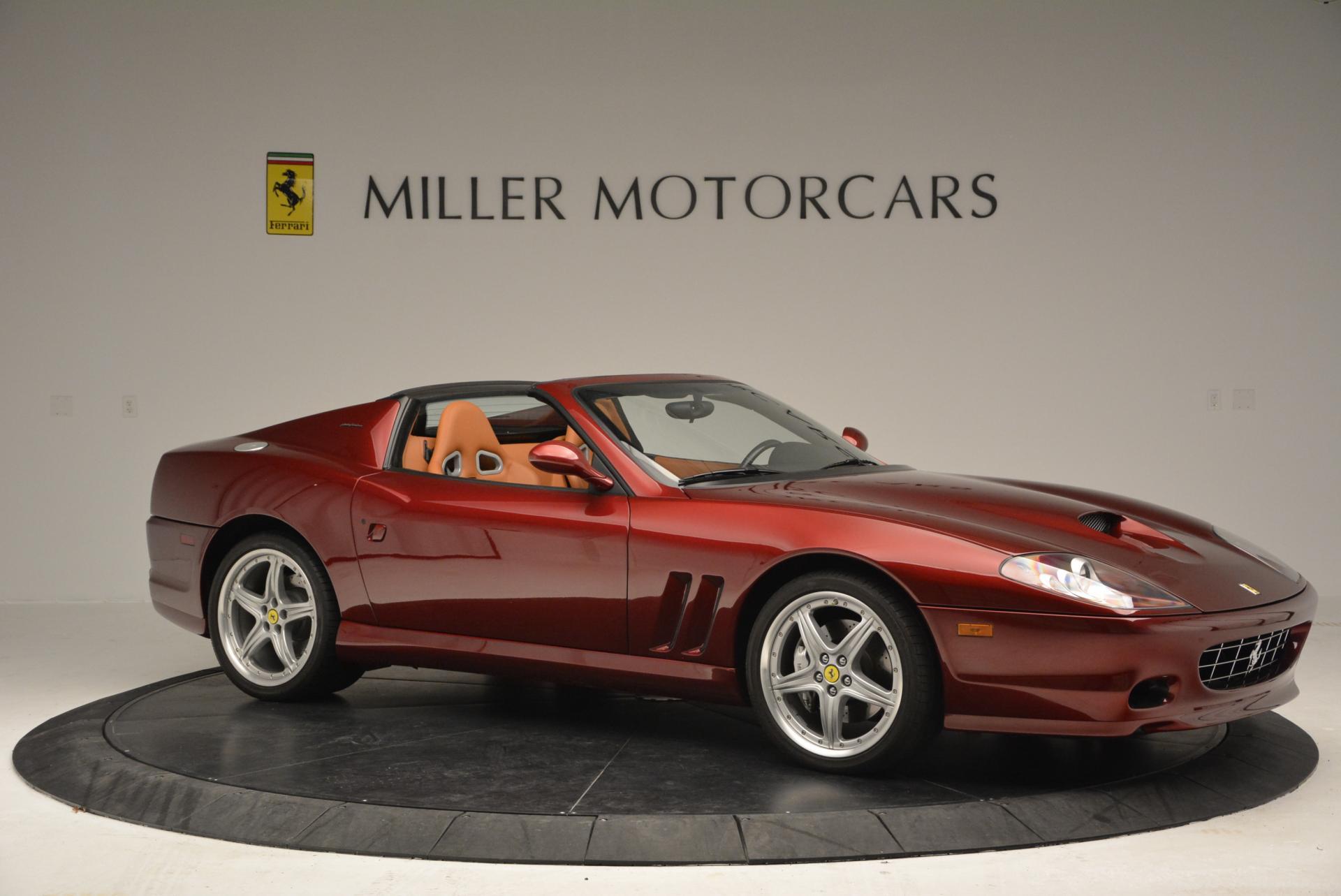 Used 2005 Ferrari Superamerica  For Sale In Greenwich, CT 140_p10