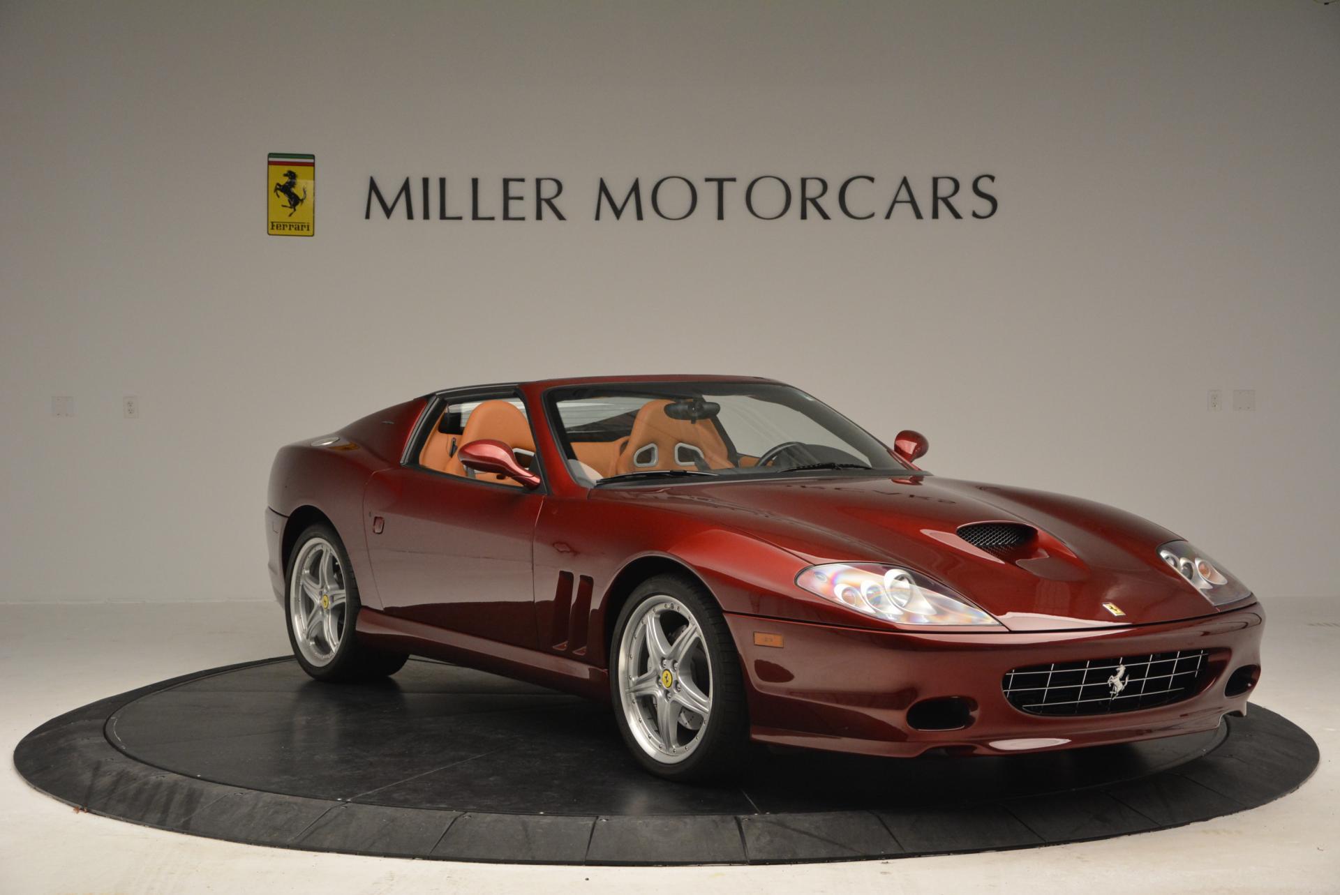 Used 2005 Ferrari Superamerica  For Sale In Greenwich, CT 140_p11