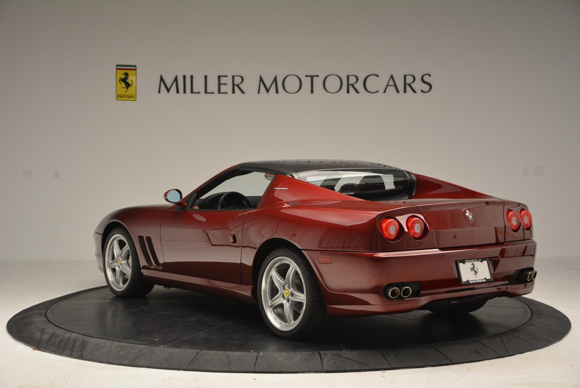 Used 2005 Ferrari Superamerica  For Sale In Greenwich, CT 140_p17