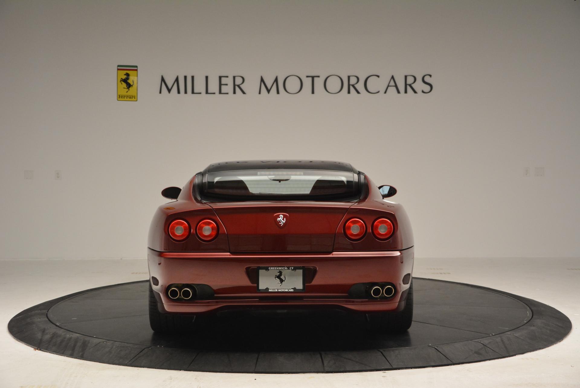 Used 2005 Ferrari Superamerica  For Sale In Greenwich, CT 140_p18