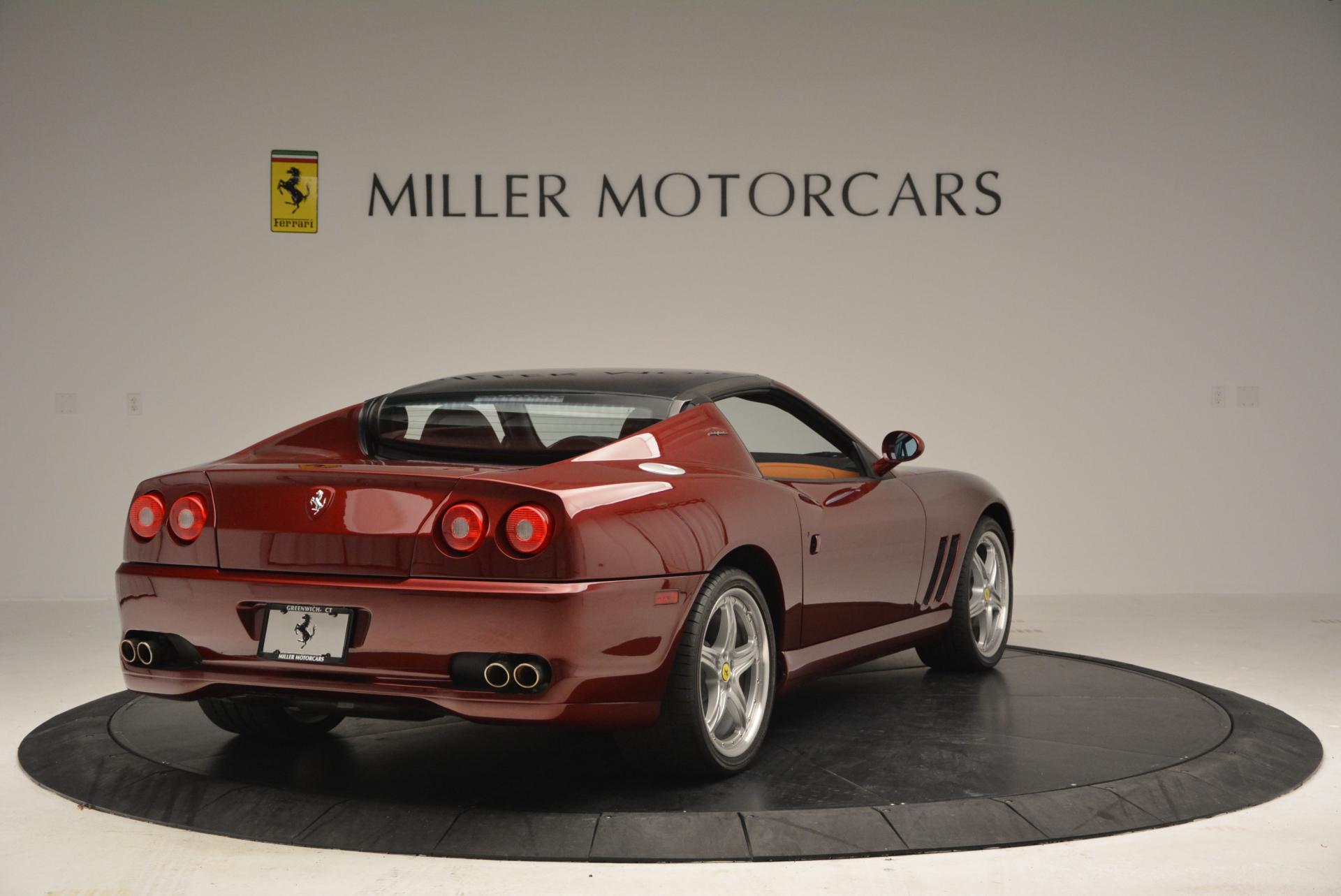 Used 2005 Ferrari Superamerica  For Sale In Greenwich, CT 140_p19