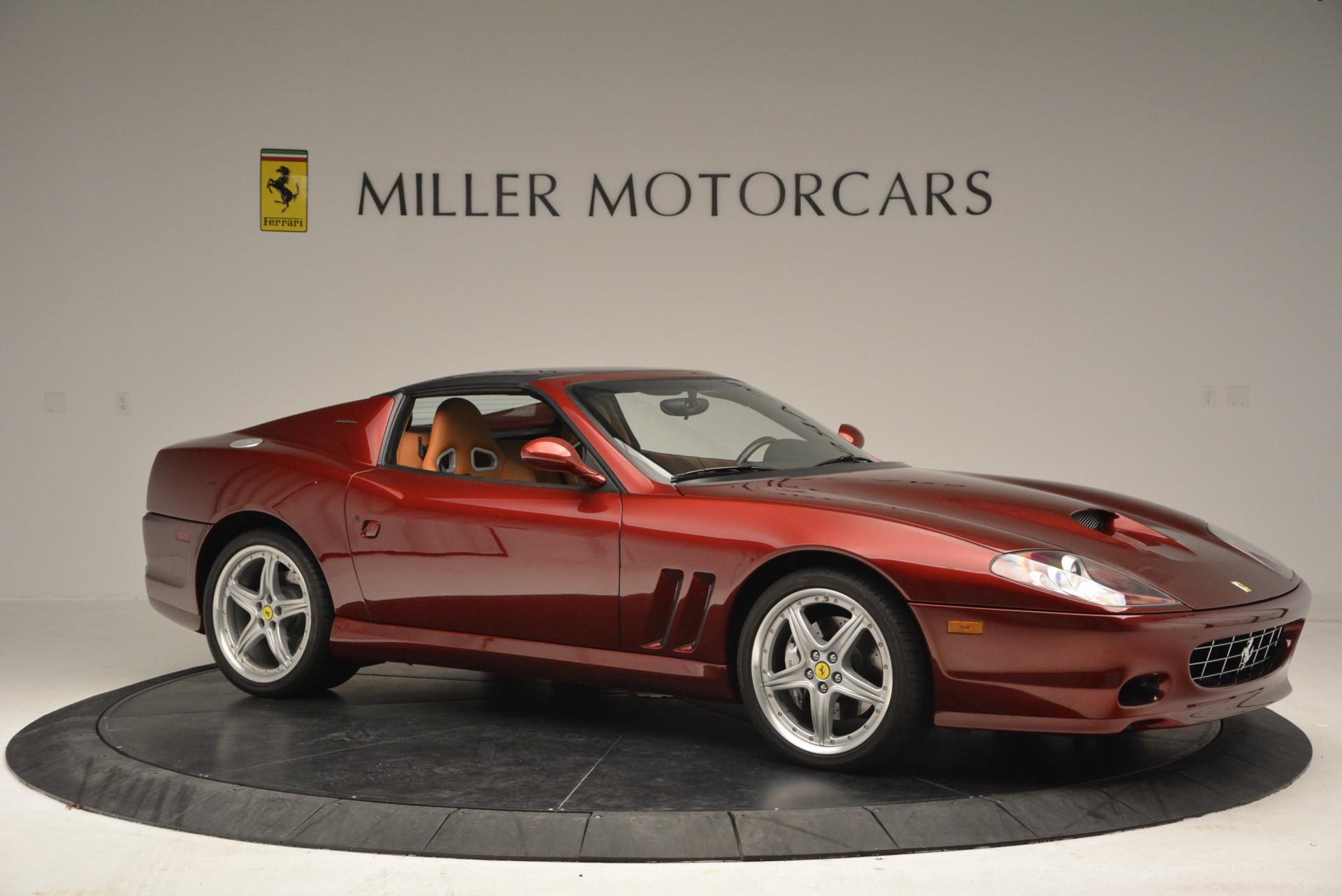 Used 2005 Ferrari Superamerica  For Sale In Greenwich, CT 140_p22