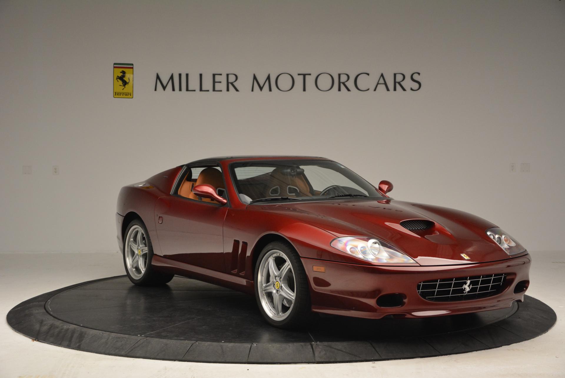Used 2005 Ferrari Superamerica  For Sale In Greenwich, CT 140_p23