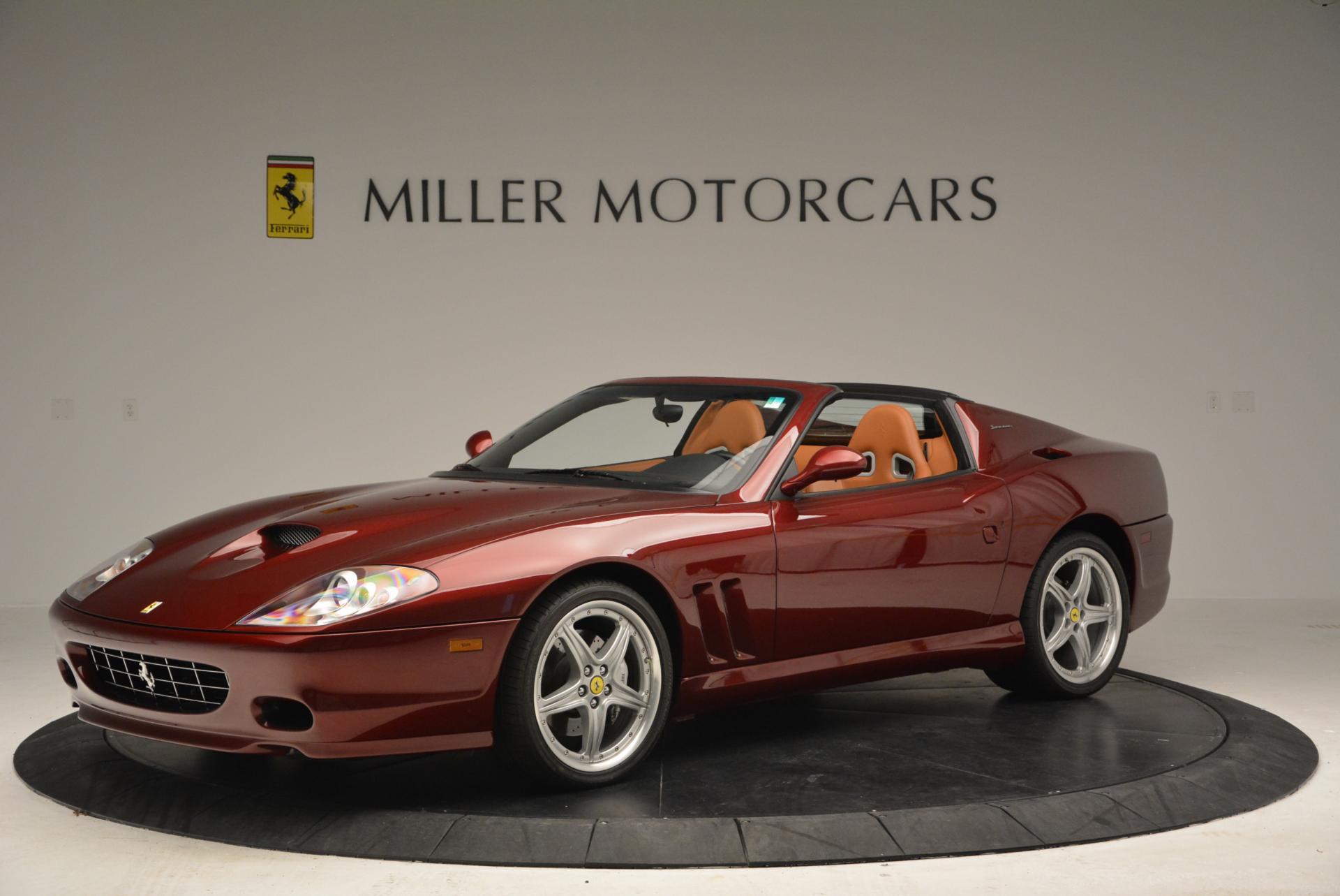 Used 2005 Ferrari Superamerica  For Sale In Greenwich, CT 140_p2