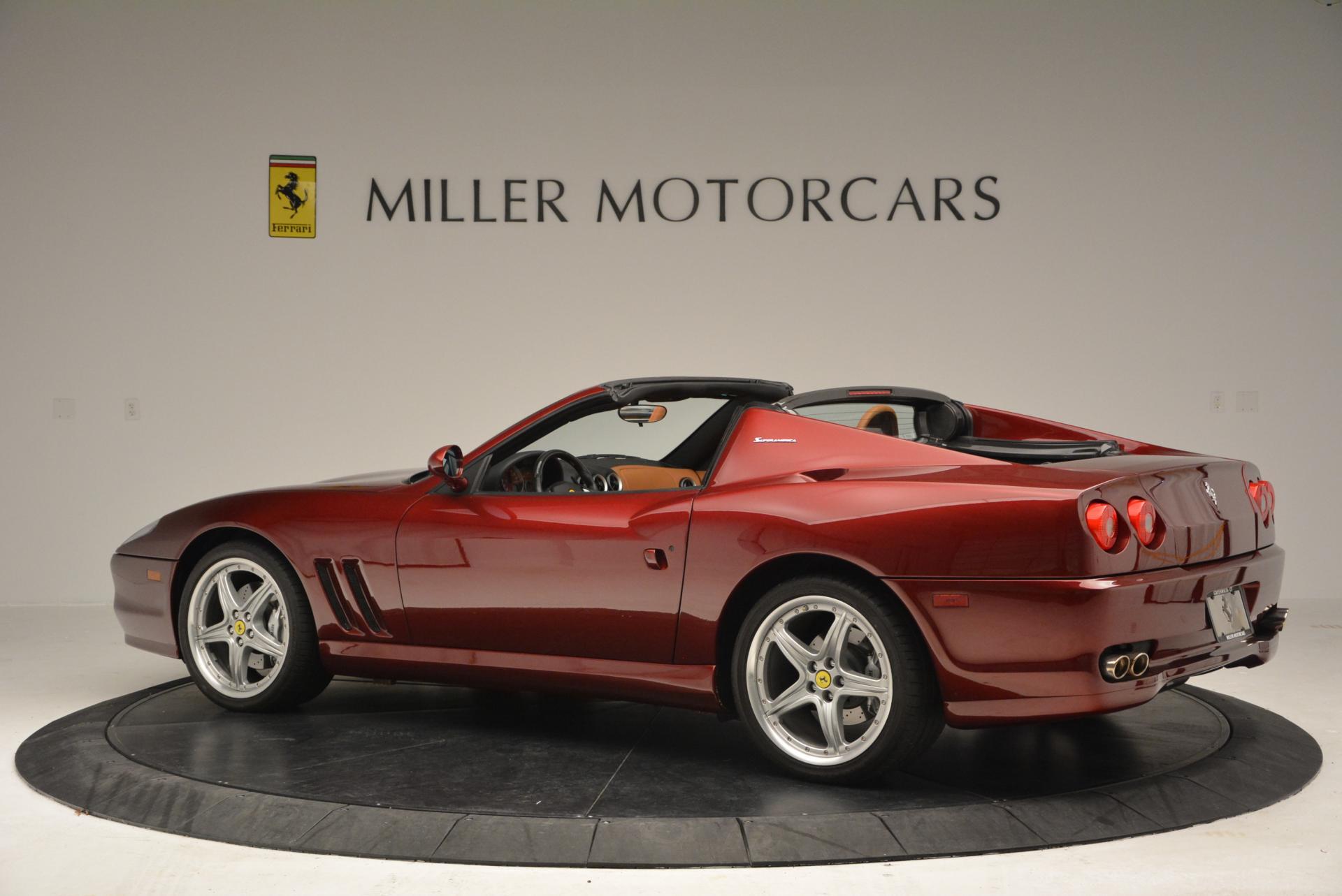 Used 2005 Ferrari Superamerica  For Sale In Greenwich, CT 140_p4