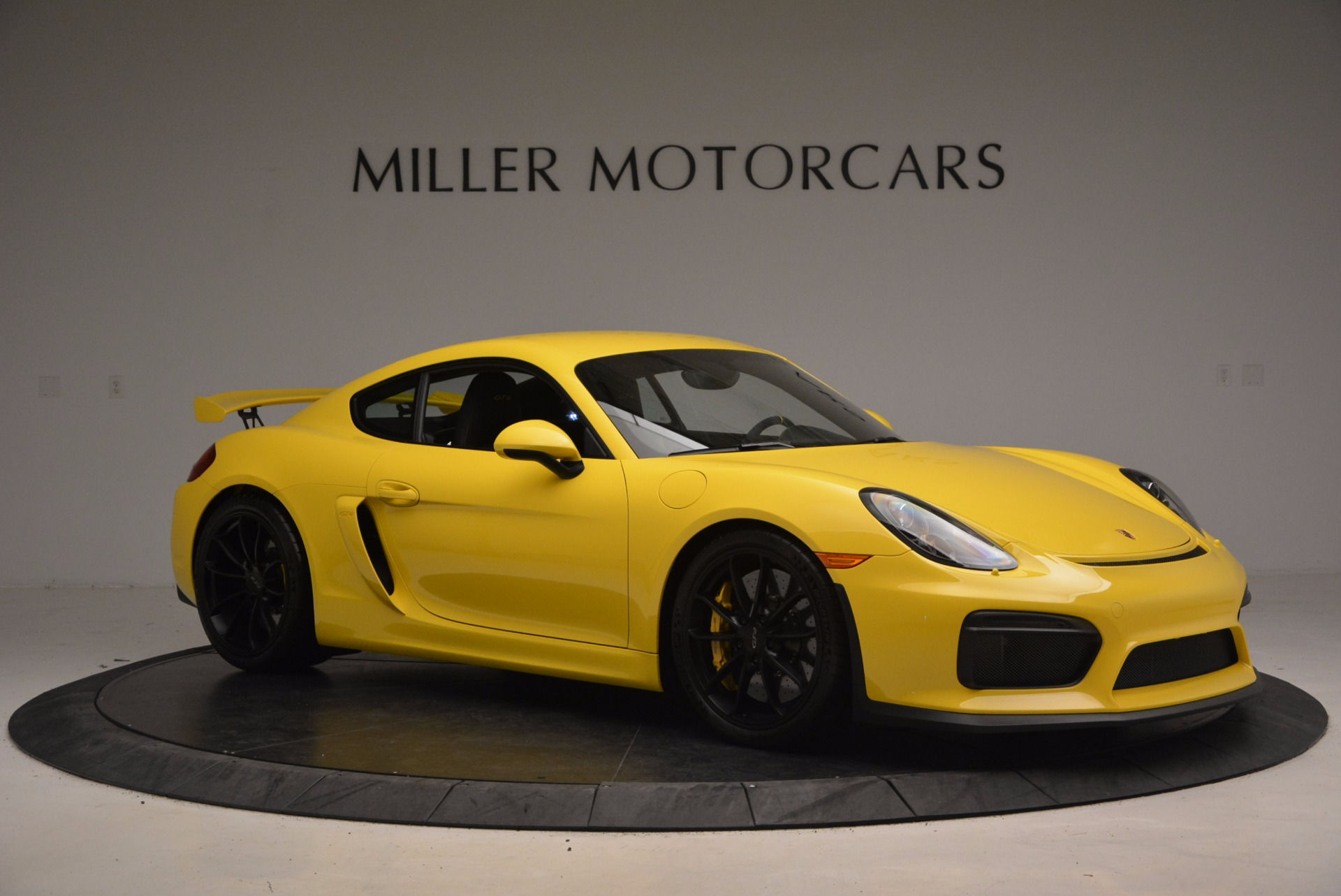 Used 2016 Porsche Cayman GT4 For Sale In Greenwich, CT 1401_p10