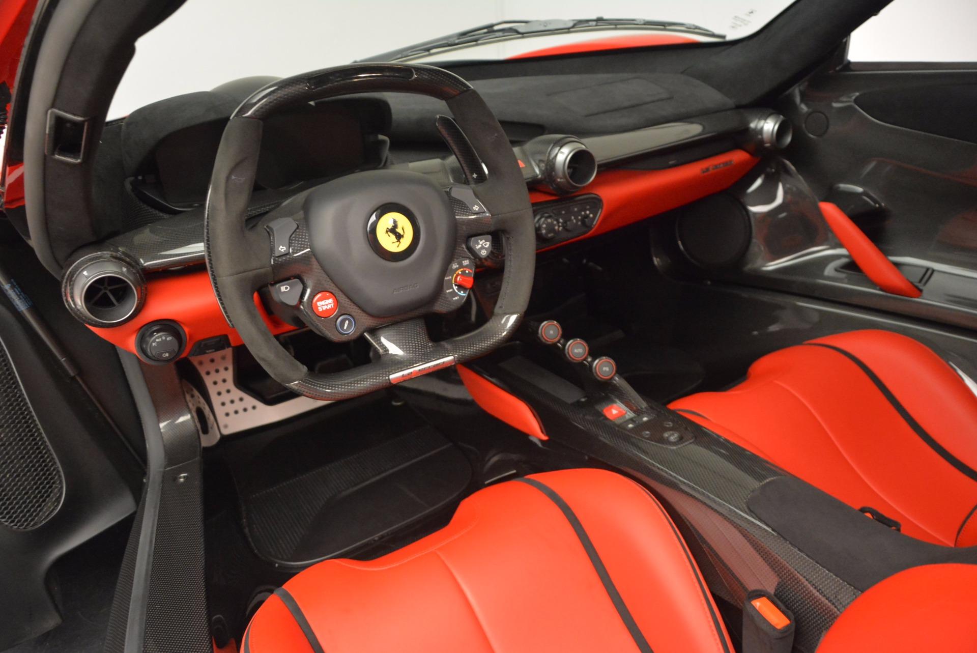 Used 2015 Ferrari LaFerrari  For Sale In Greenwich, CT 1402_p13