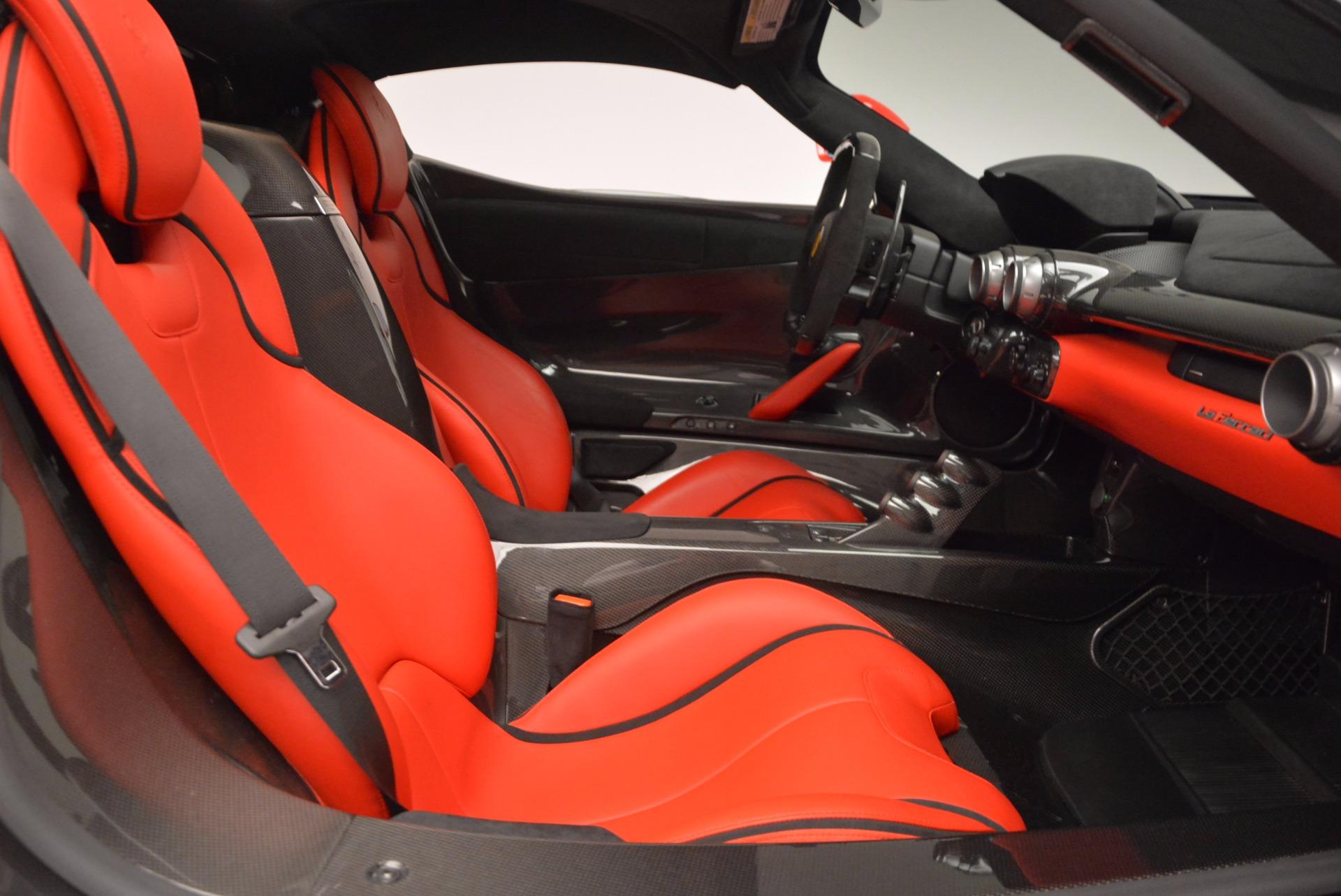 Used 2015 Ferrari LaFerrari  For Sale In Greenwich, CT 1402_p17