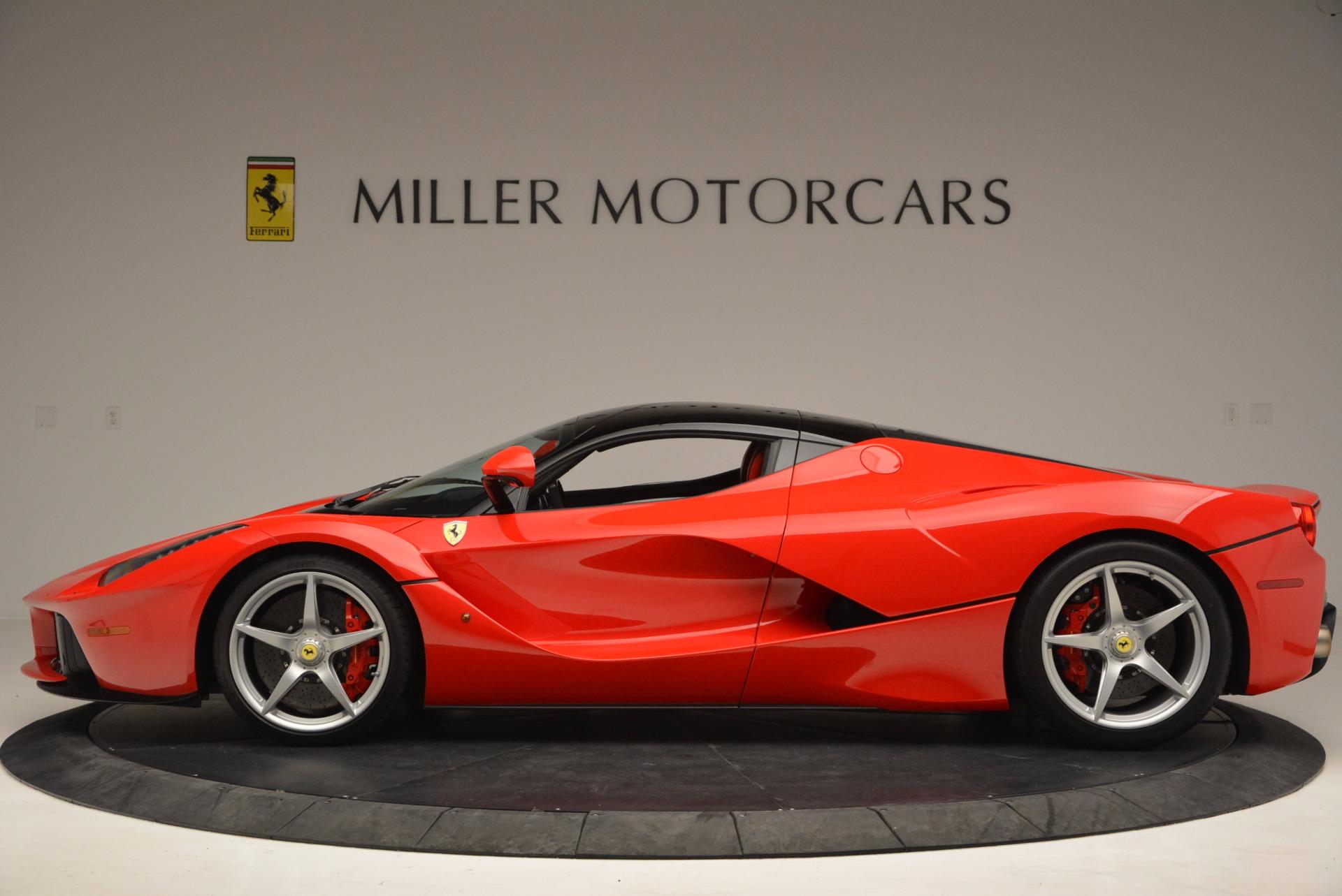 Used 2015 Ferrari LaFerrari  For Sale In Greenwich, CT 1402_p3