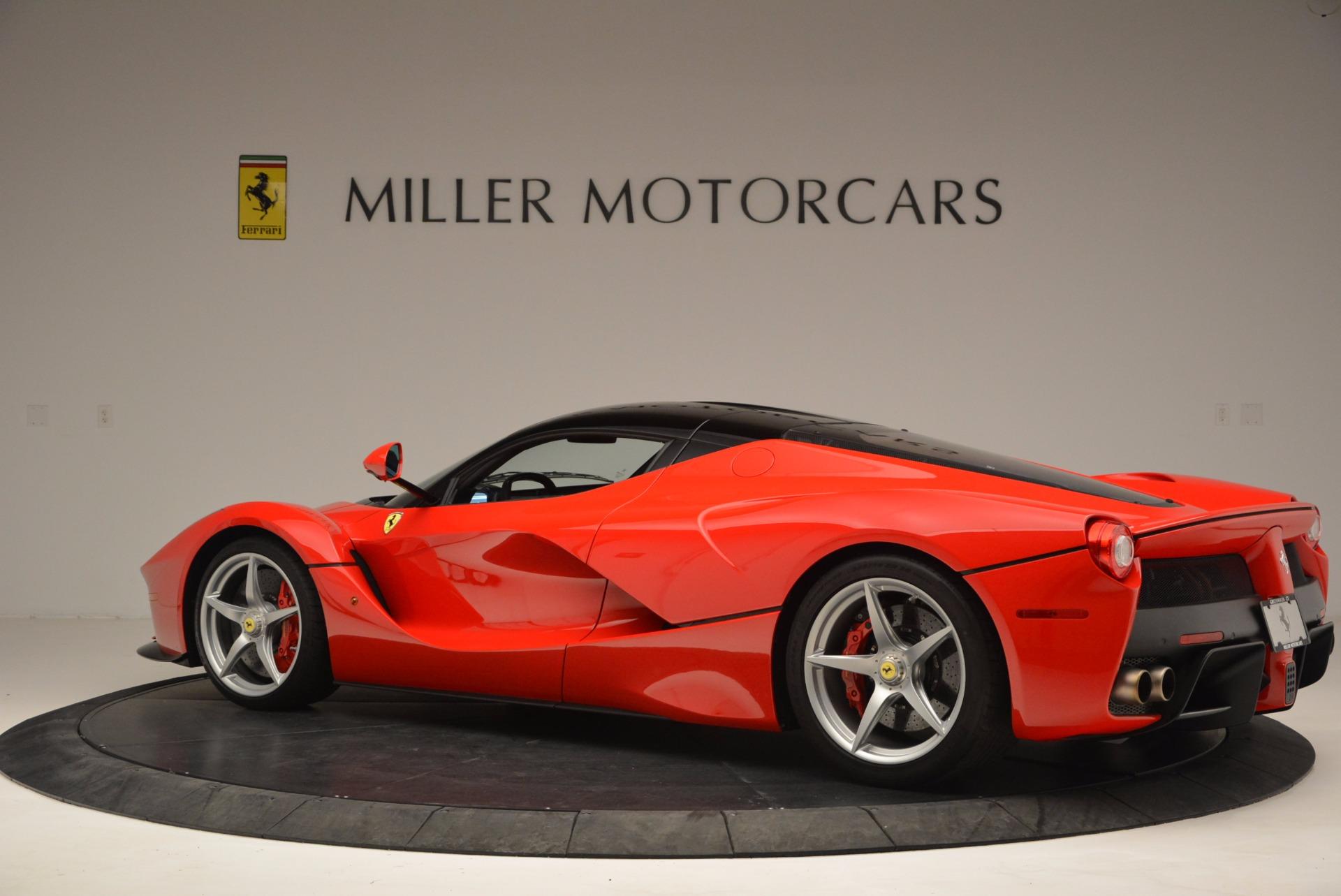 Used 2015 Ferrari LaFerrari  For Sale In Greenwich, CT 1402_p4