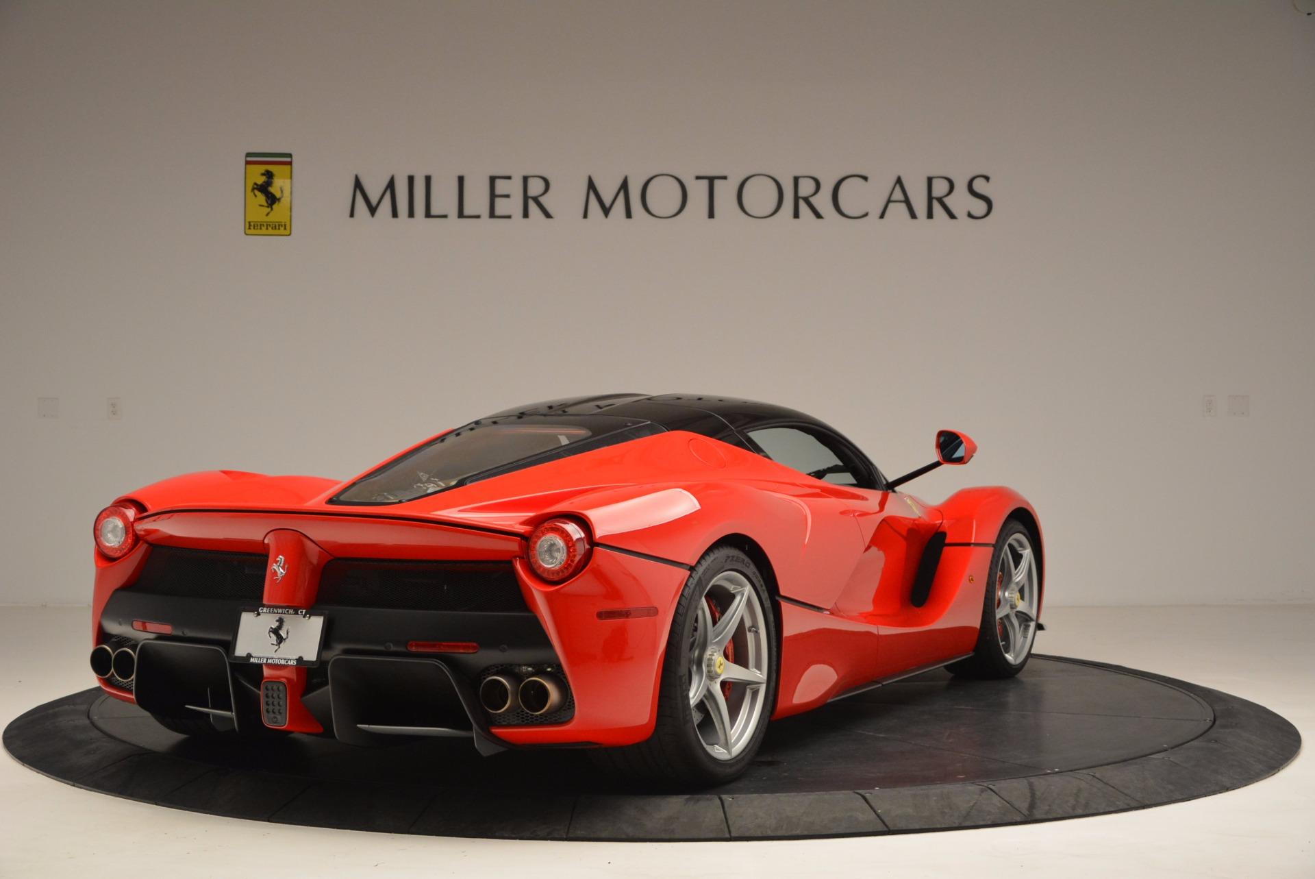 Used 2015 Ferrari LaFerrari  For Sale In Greenwich, CT 1402_p7