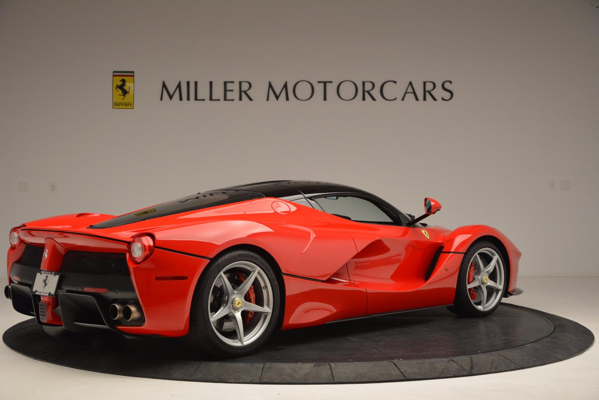 Used 2015 Ferrari LaFerrari  For Sale In Greenwich, CT 1402_p8