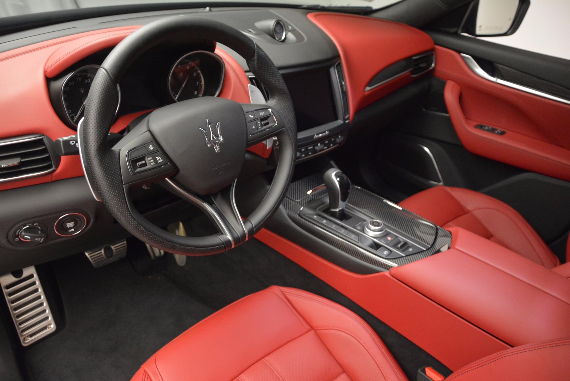 New 2017 Maserati Levante  For Sale In Greenwich, CT 1403_p13