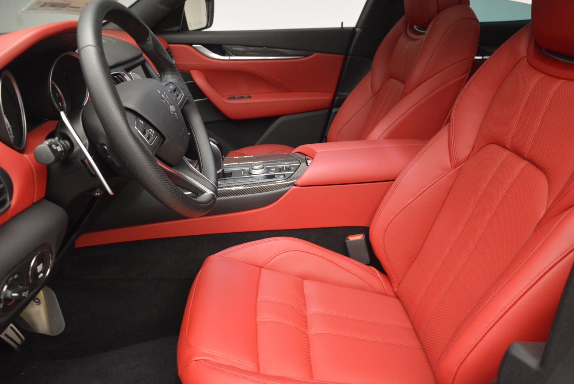 New 2017 Maserati Levante  For Sale In Greenwich, CT 1403_p14
