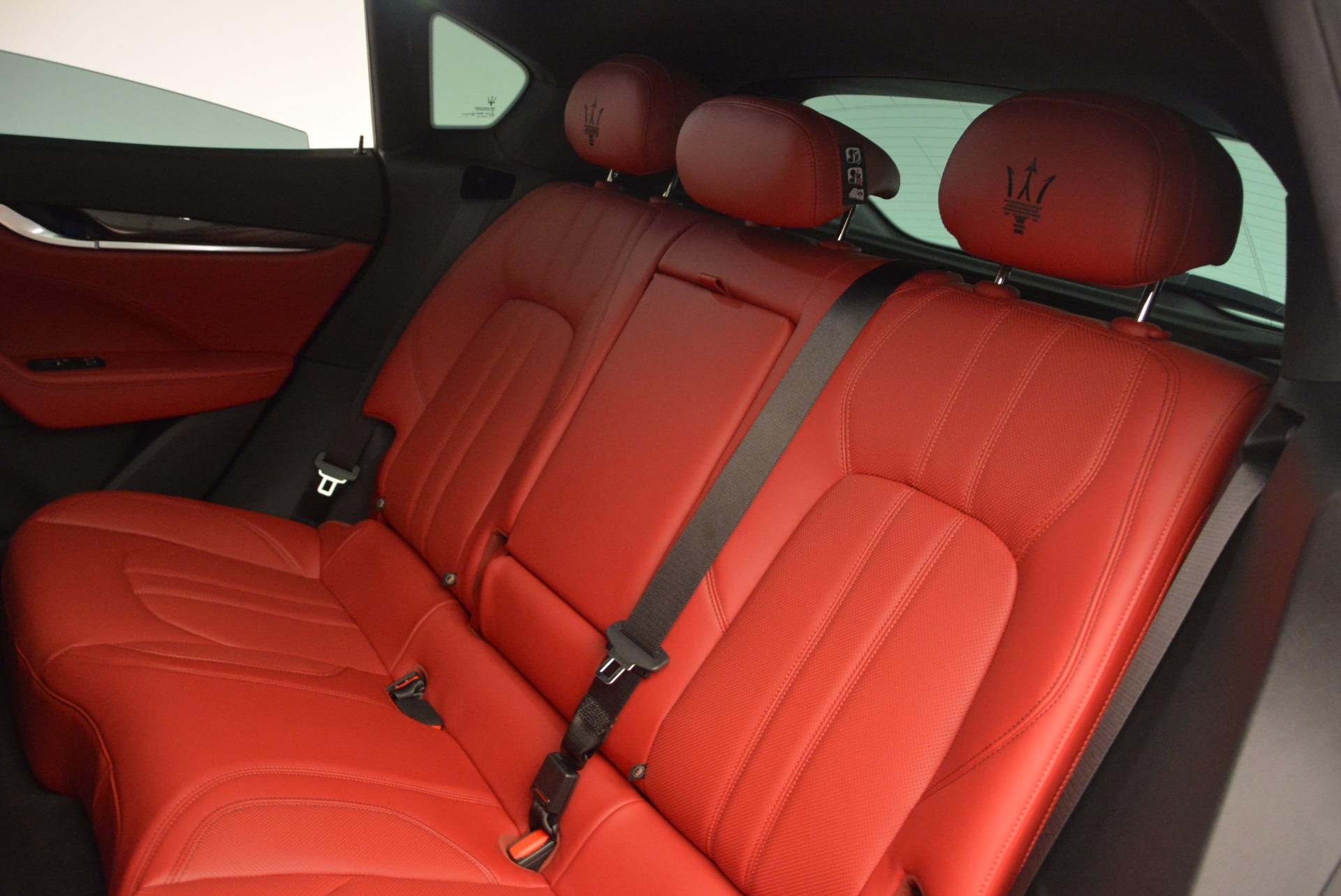 New 2017 Maserati Levante  For Sale In Greenwich, CT 1403_p20