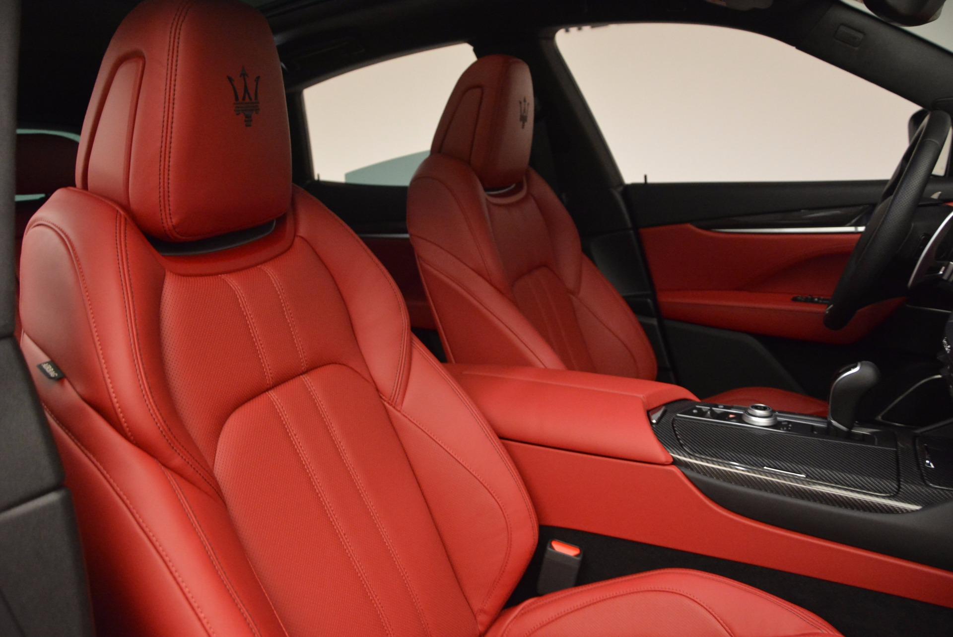 New 2017 Maserati Levante  For Sale In Greenwich, CT 1403_p23